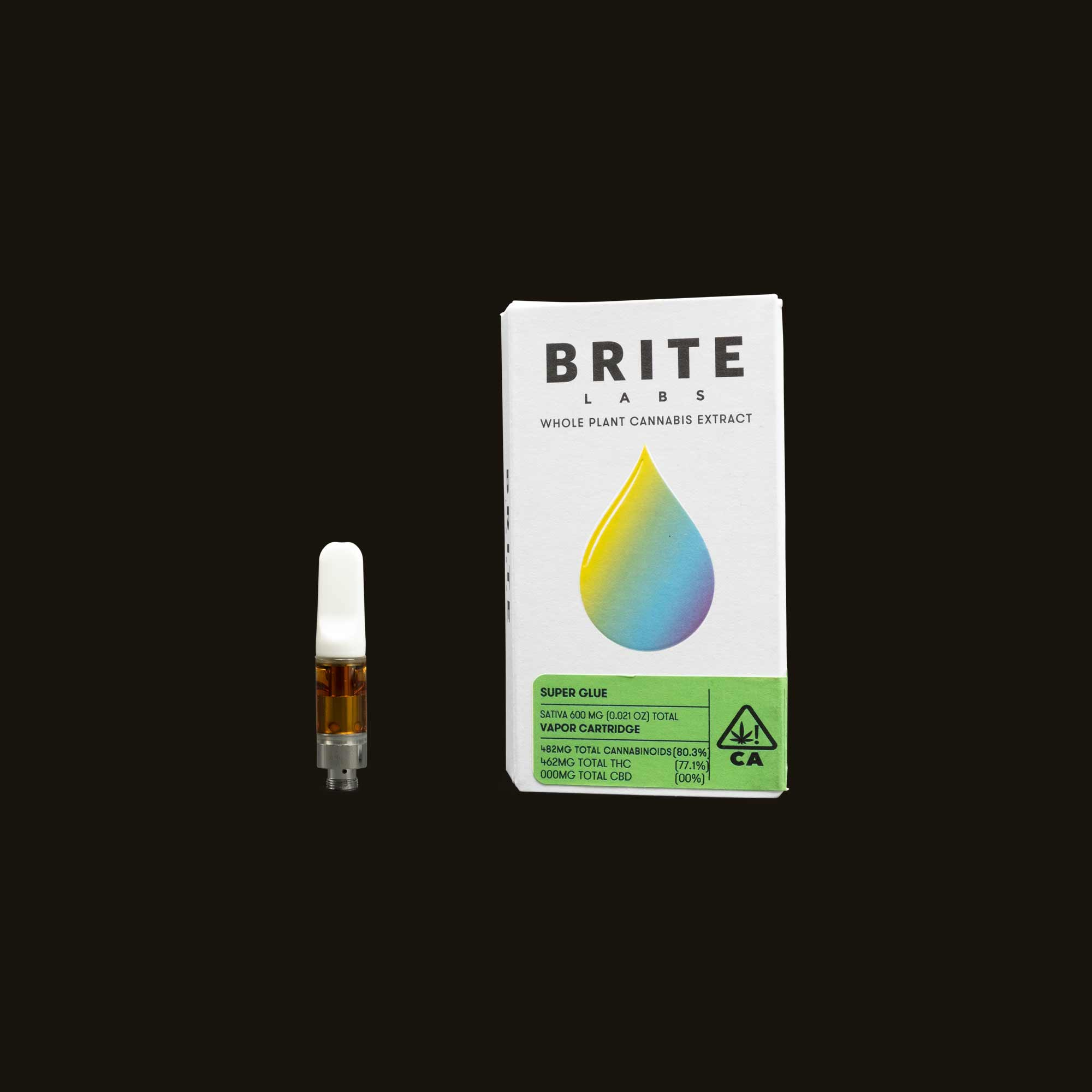 Brite Labs Super Glue Cartridge