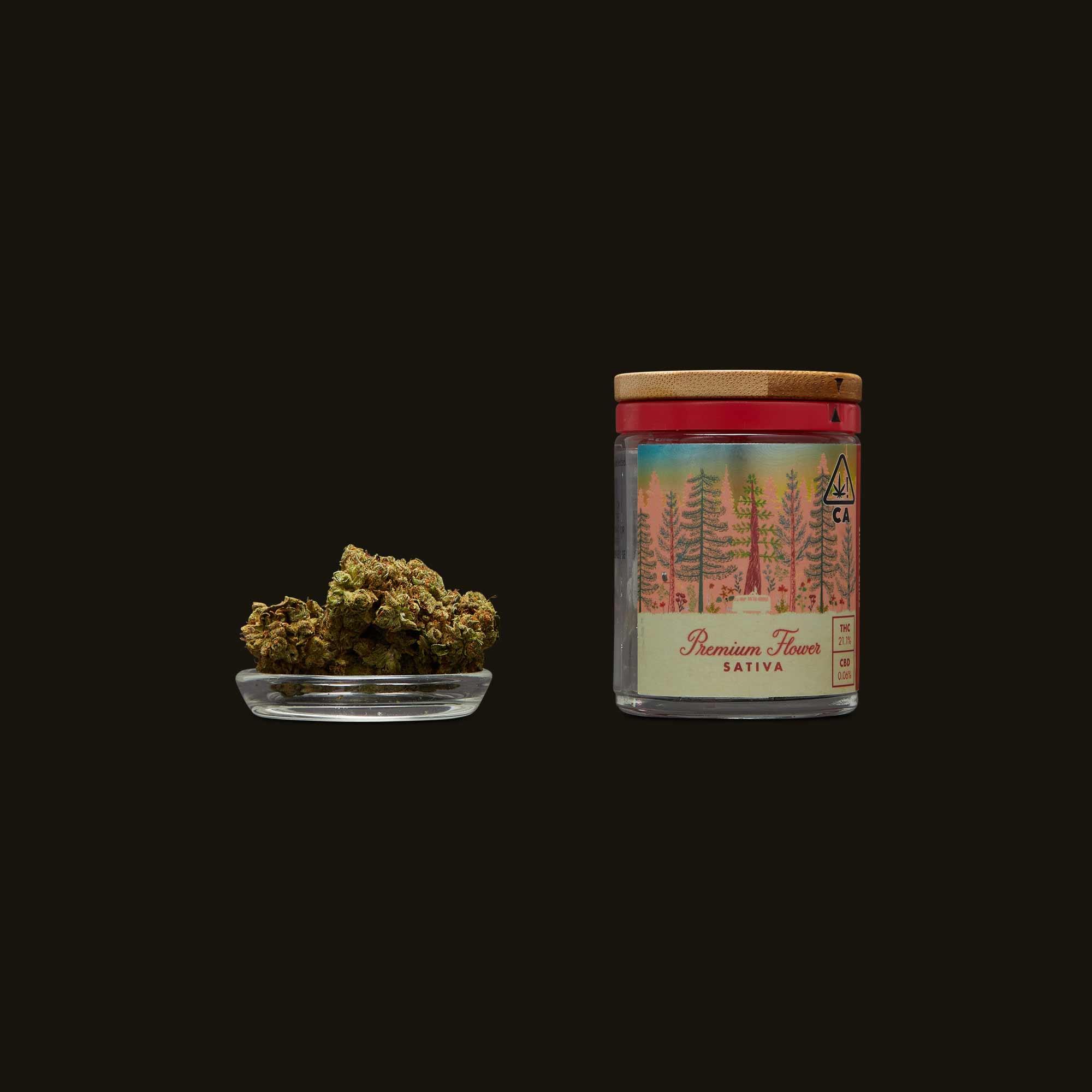 Humboldt Farms Premium Sour Tangie