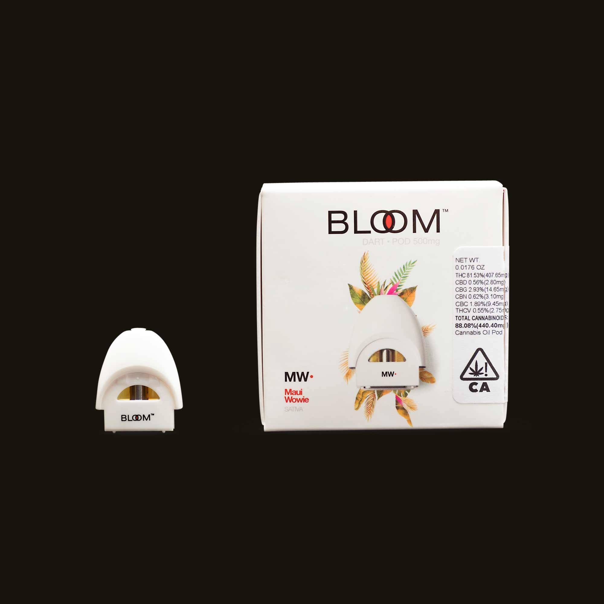 Bloom Brands Maui Wowie Dart Pod