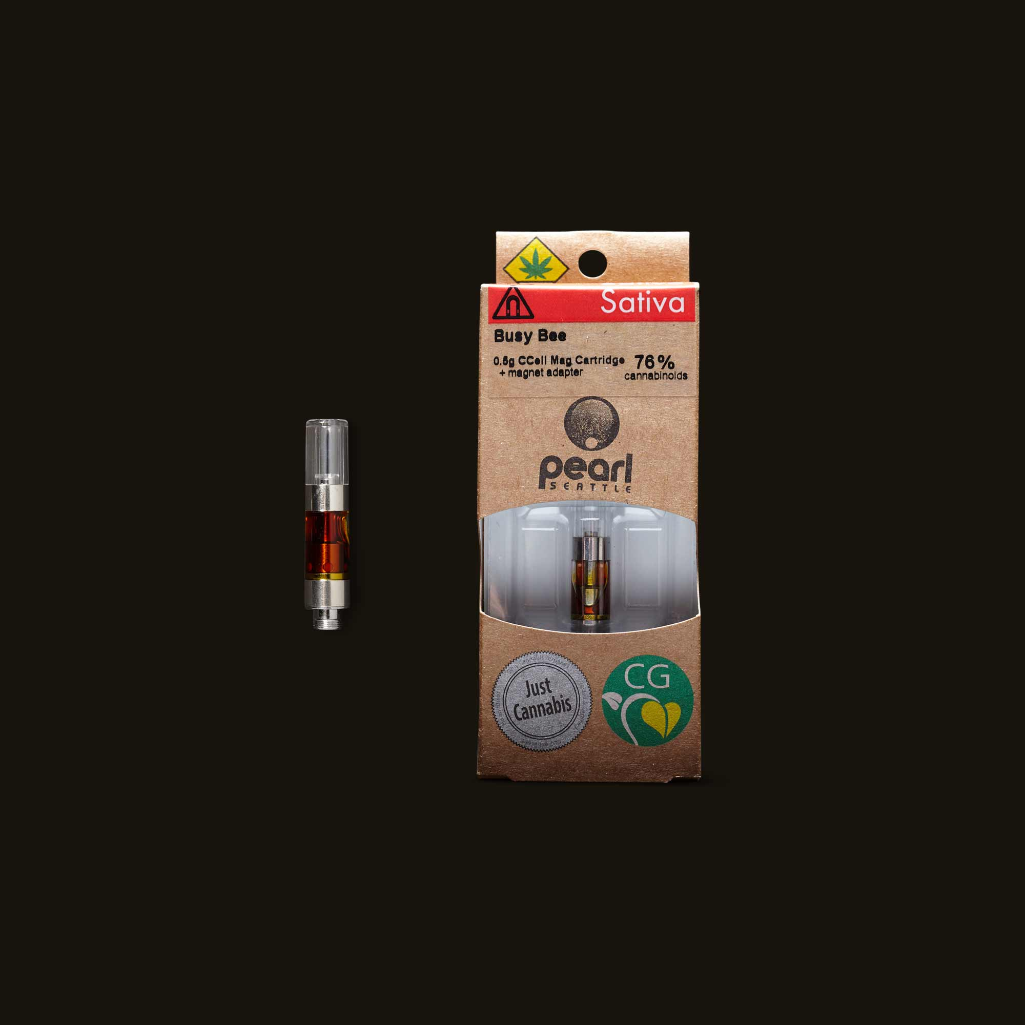 Pearl Extracts Busy Bee Cartridge