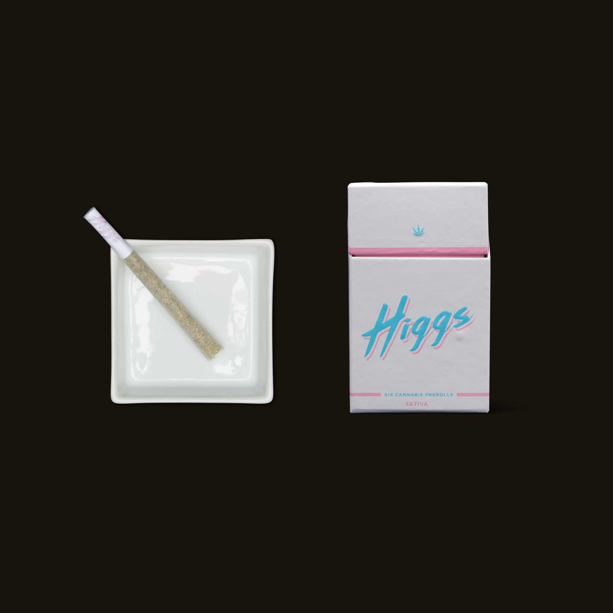 Higgs Higgs White