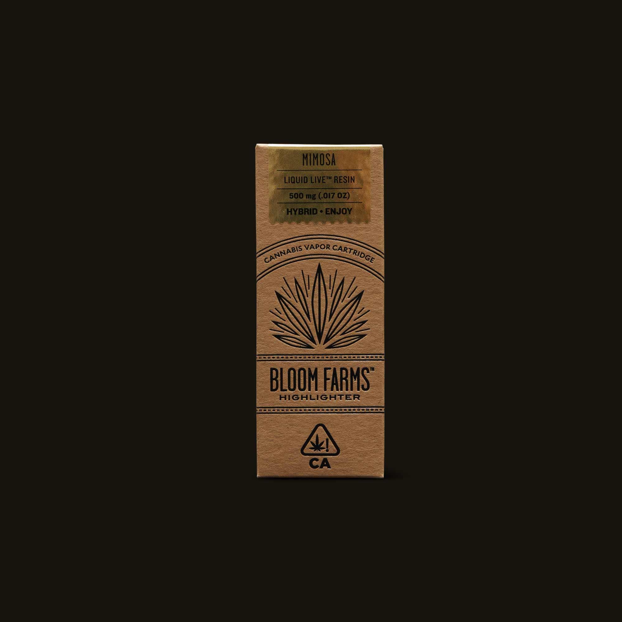 Bloom Farms Mimosa Highlighter