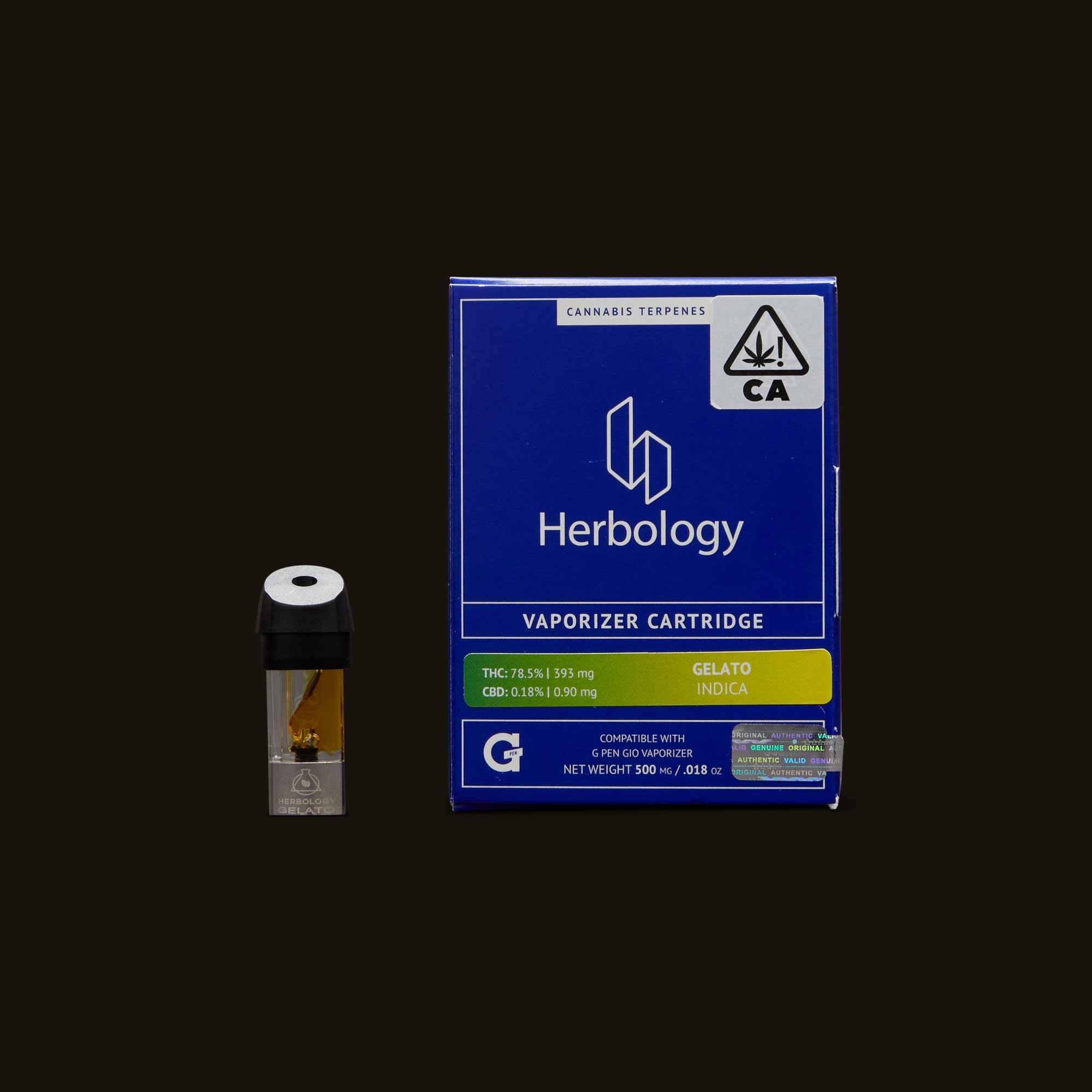 Herbology Gelato Gio Pod