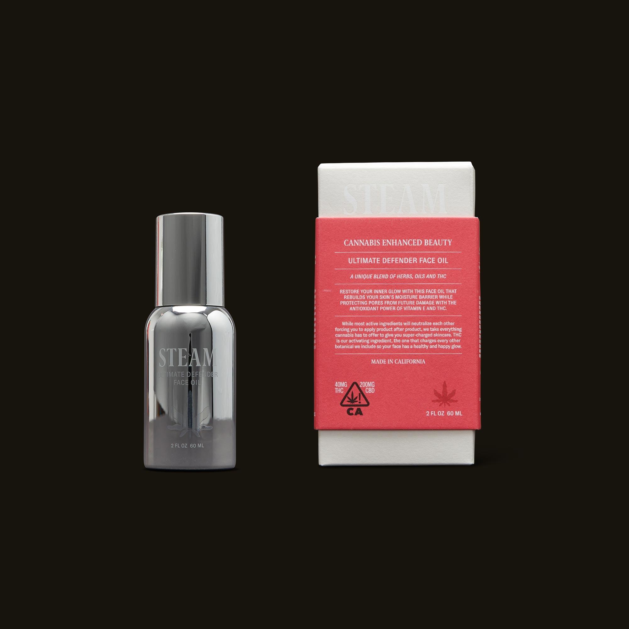 STEAM Ultimate Defender Face Oil