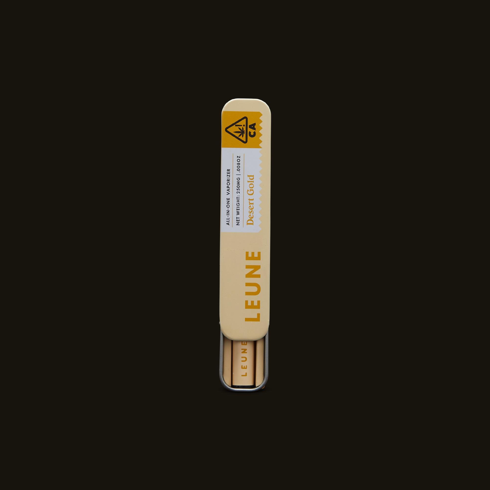 LEUNE Desert Gold Disposable