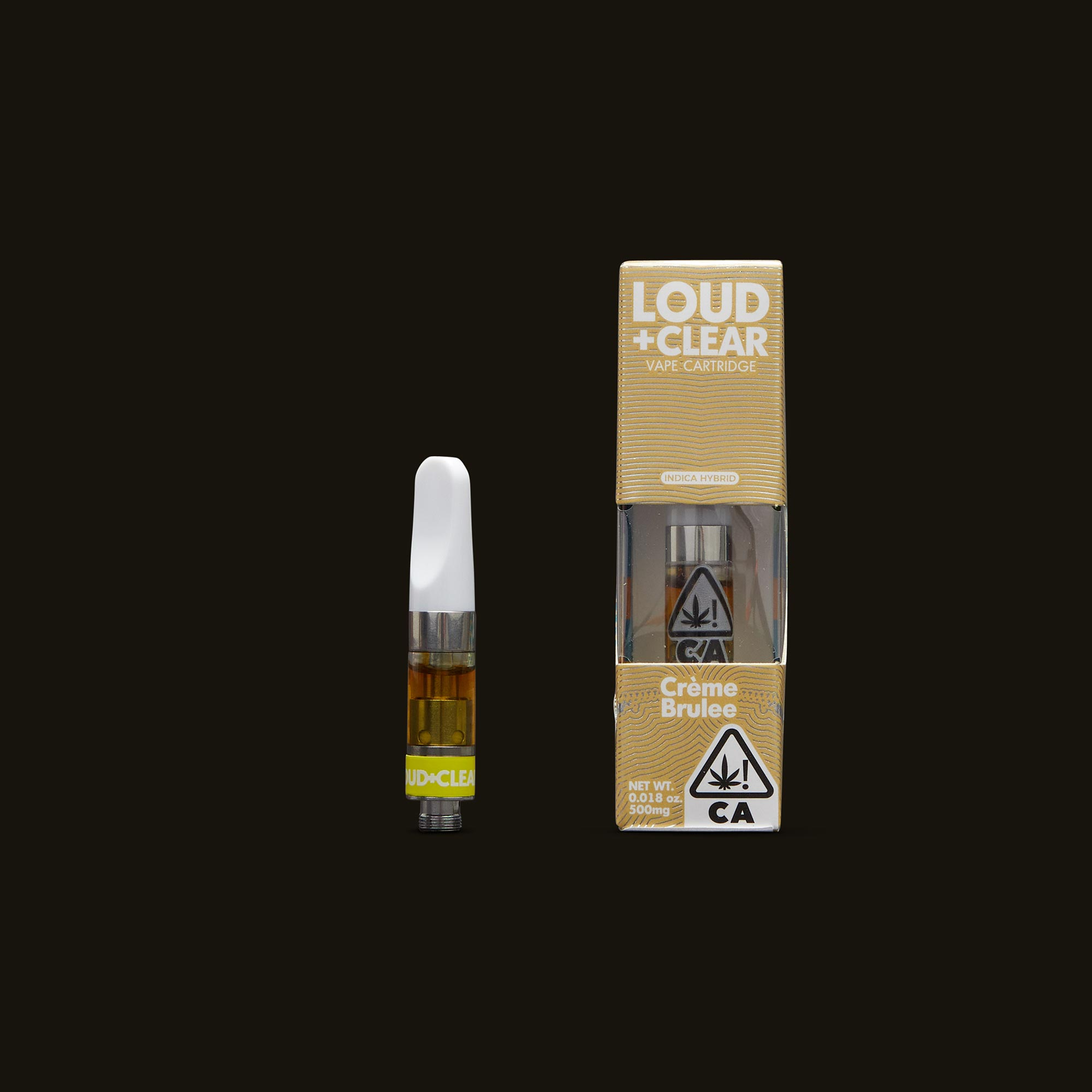 AbsoluteXtracts Creme Brulee by Loud + Clear
