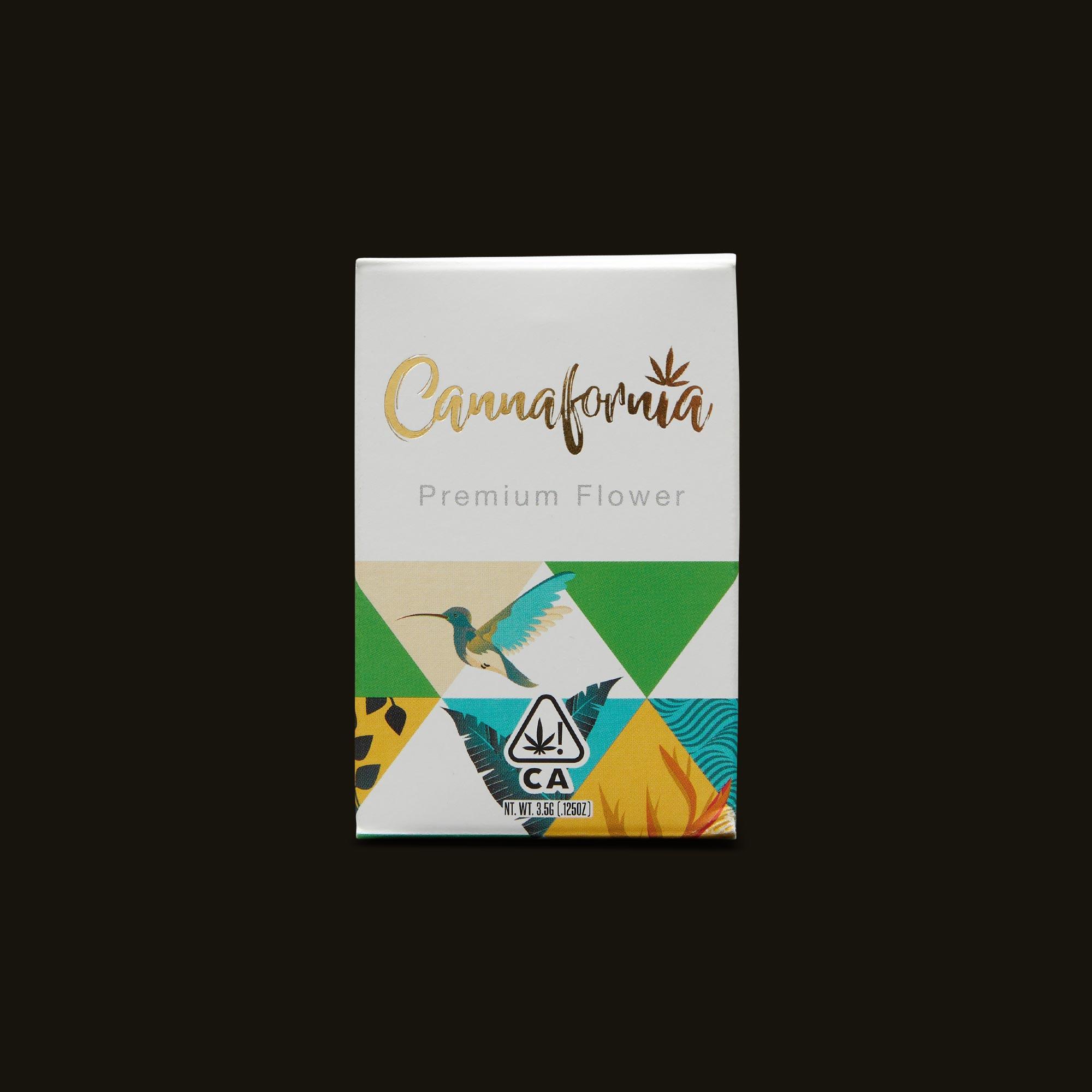 Cannafornia Orange Creamsicle