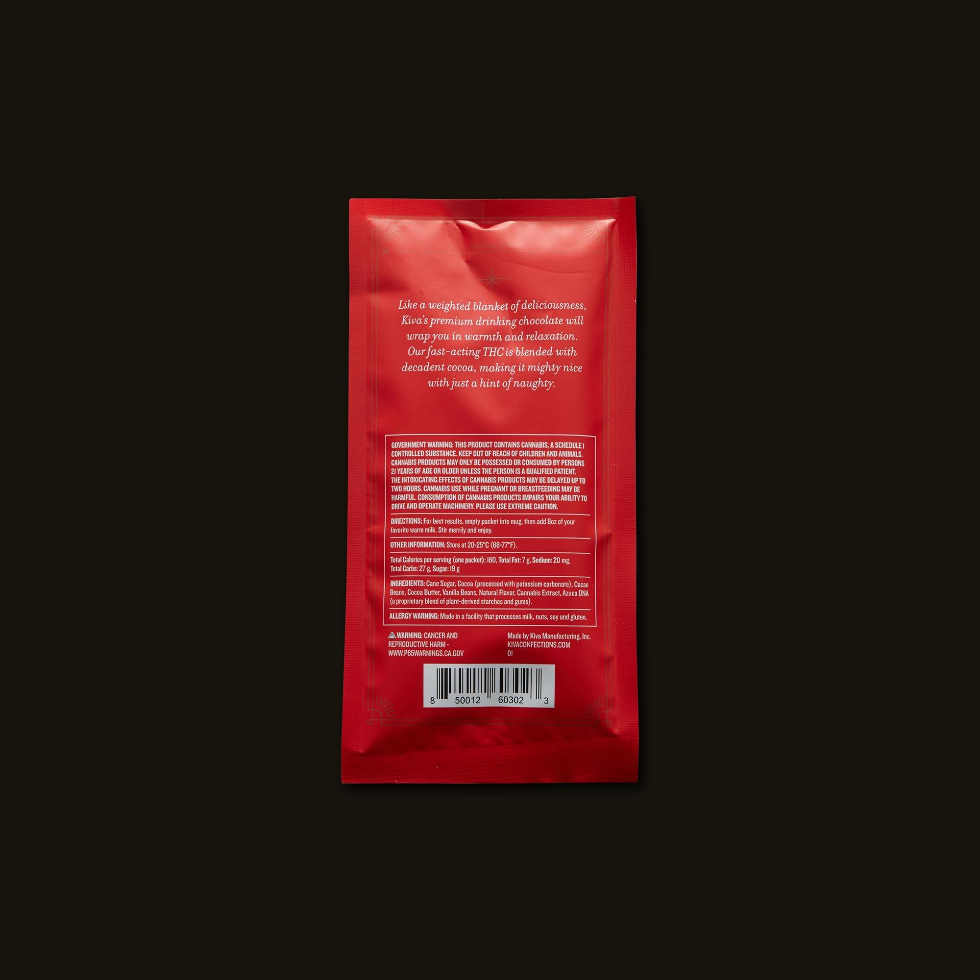 Kiva Confections Hot Chocolate
