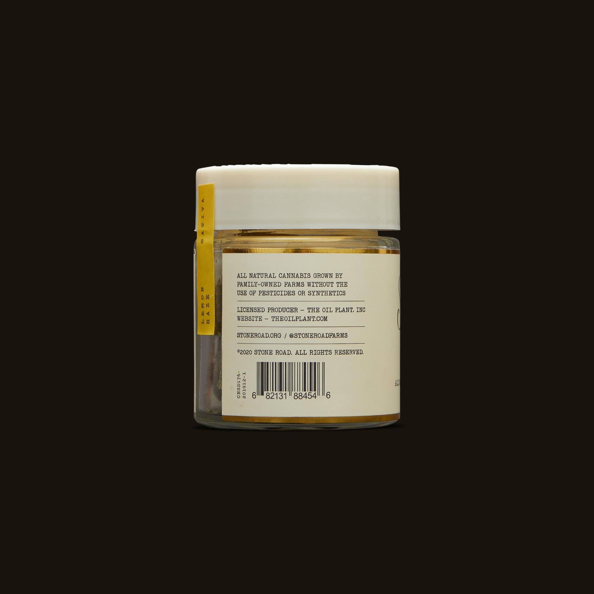 Stone Road Flower - Lemon Haze