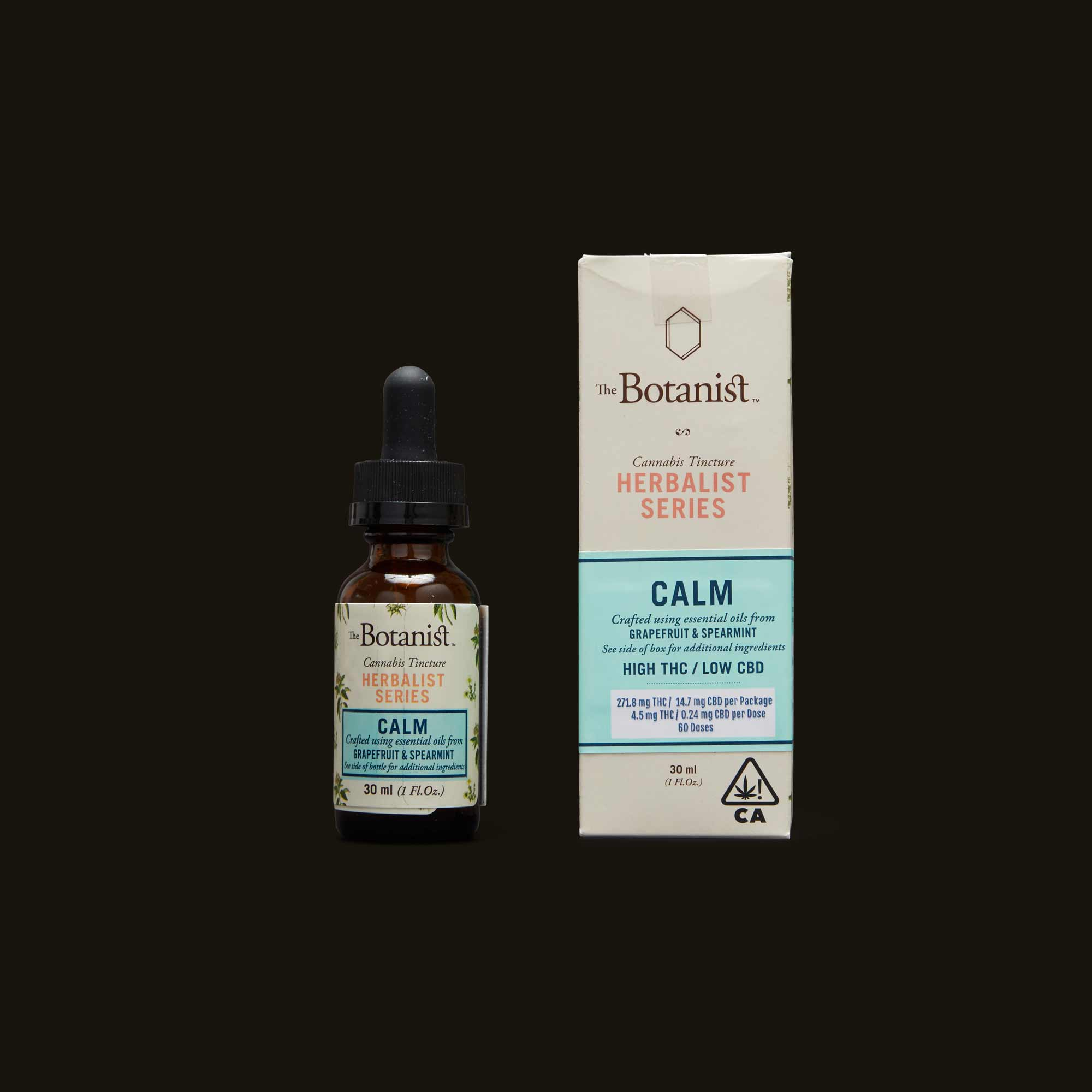 The Botanist Calm Tincture