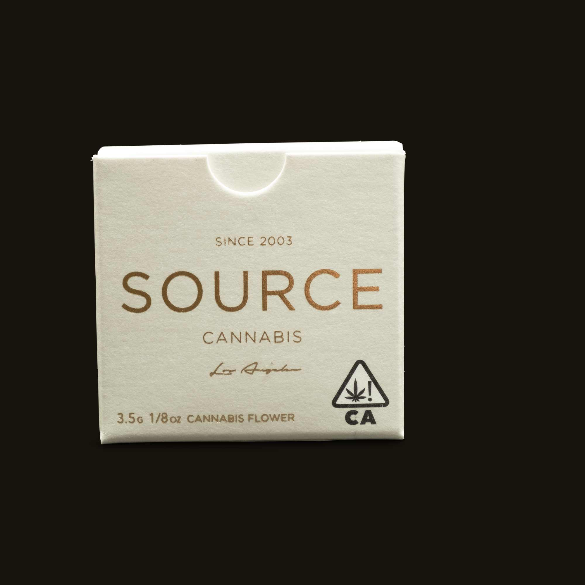 Source Cannabis Cuvee Cookies