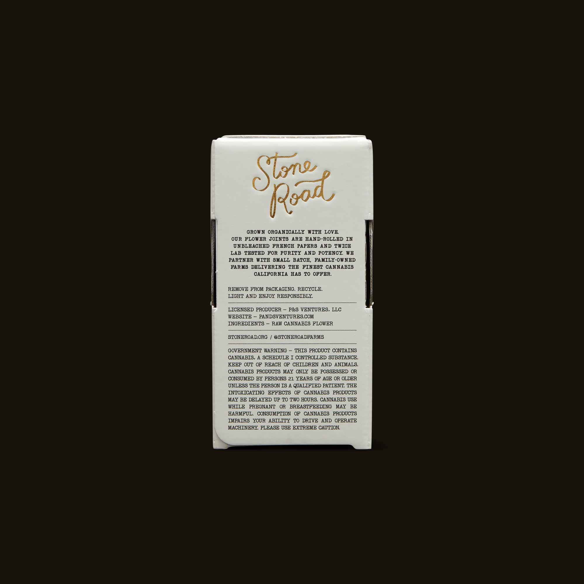 Stone Road Pre-Rolls - Jack Herer Infused Pre-Roll Pack