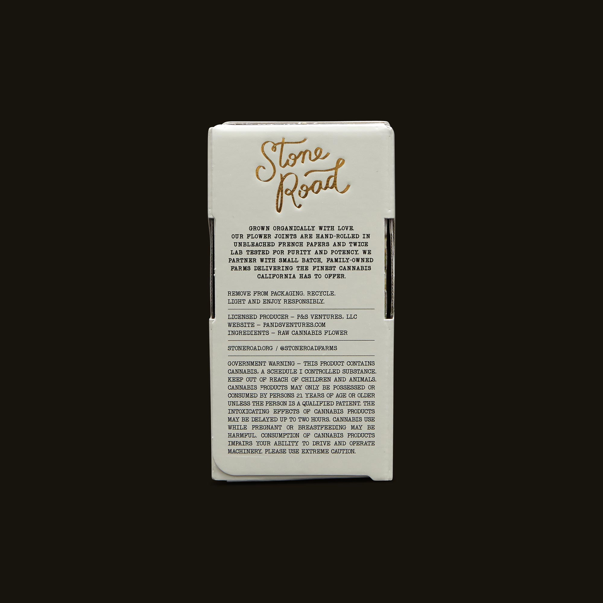 Stone Road Pre-Rolls - Chemdawg Pre-Roll Pack