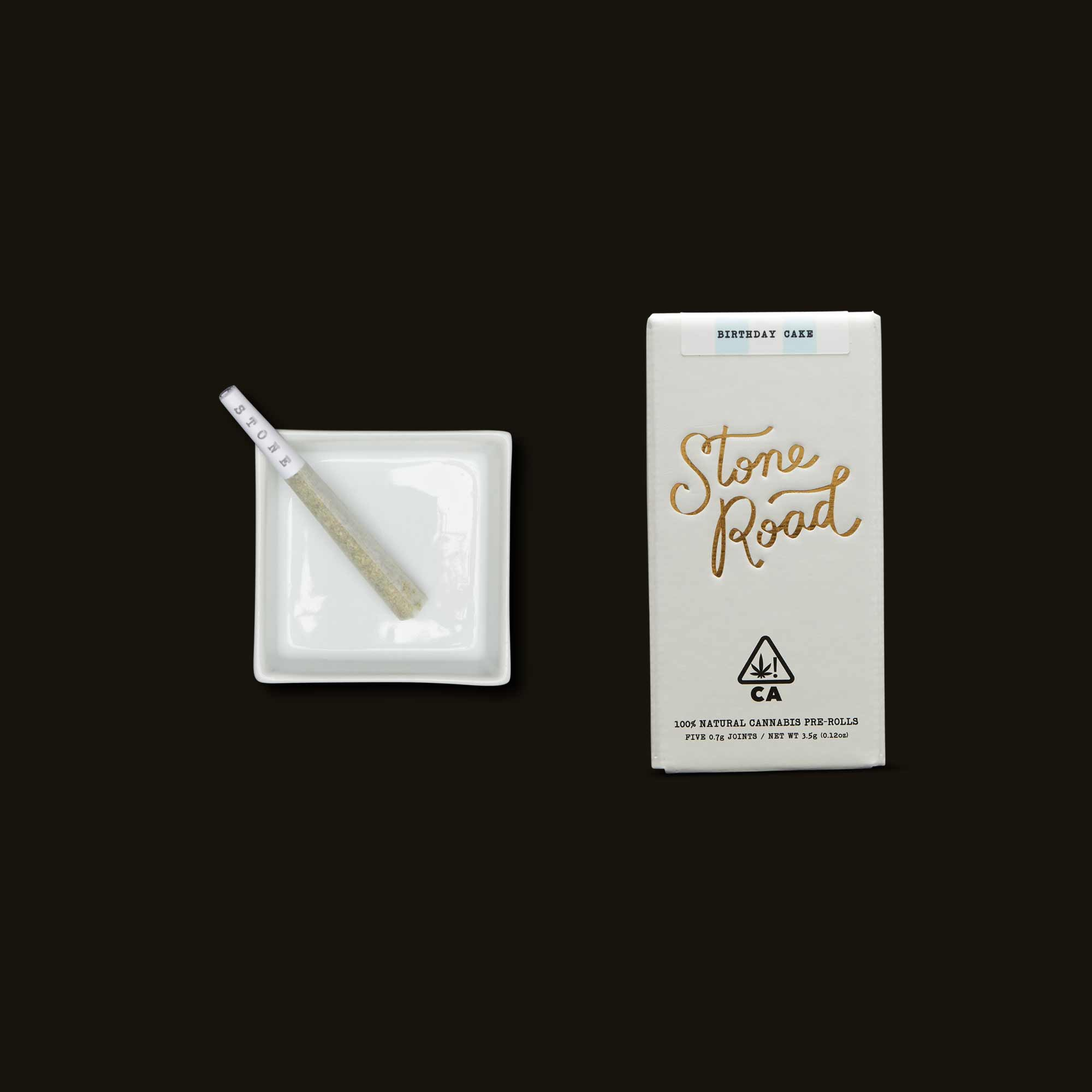 Stone Road Birthday Cake Pre-Roll Pack