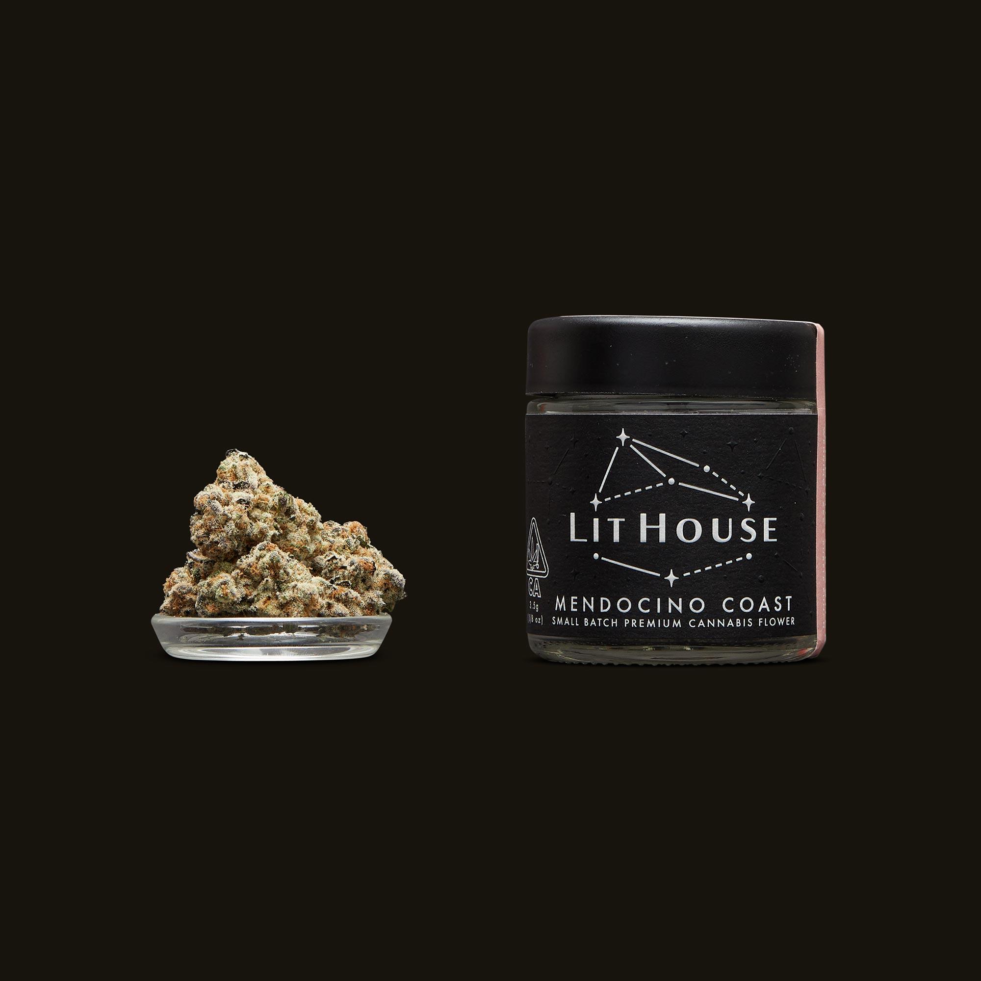 LitHouse Wedding Crasher Flower with Jar
