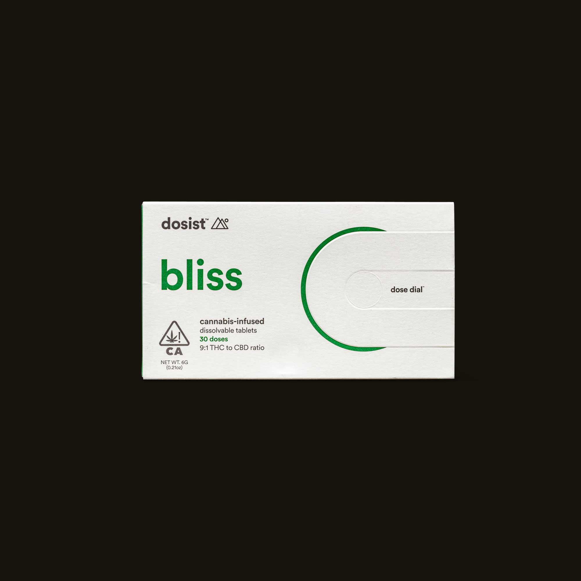 dosist bliss dose dial