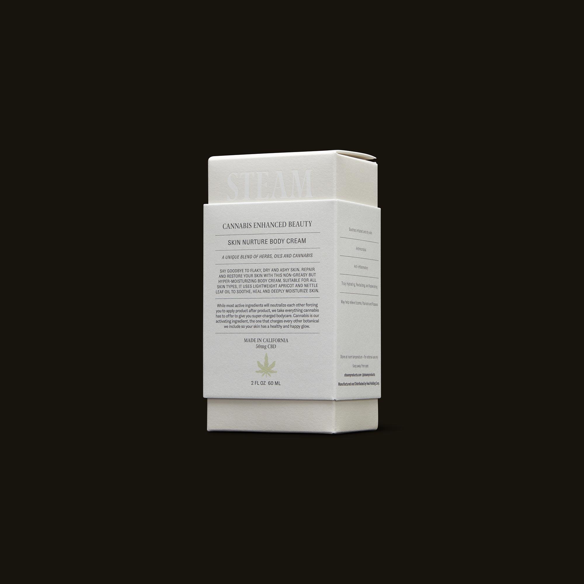 STEAM Skin Nurture Body Cream