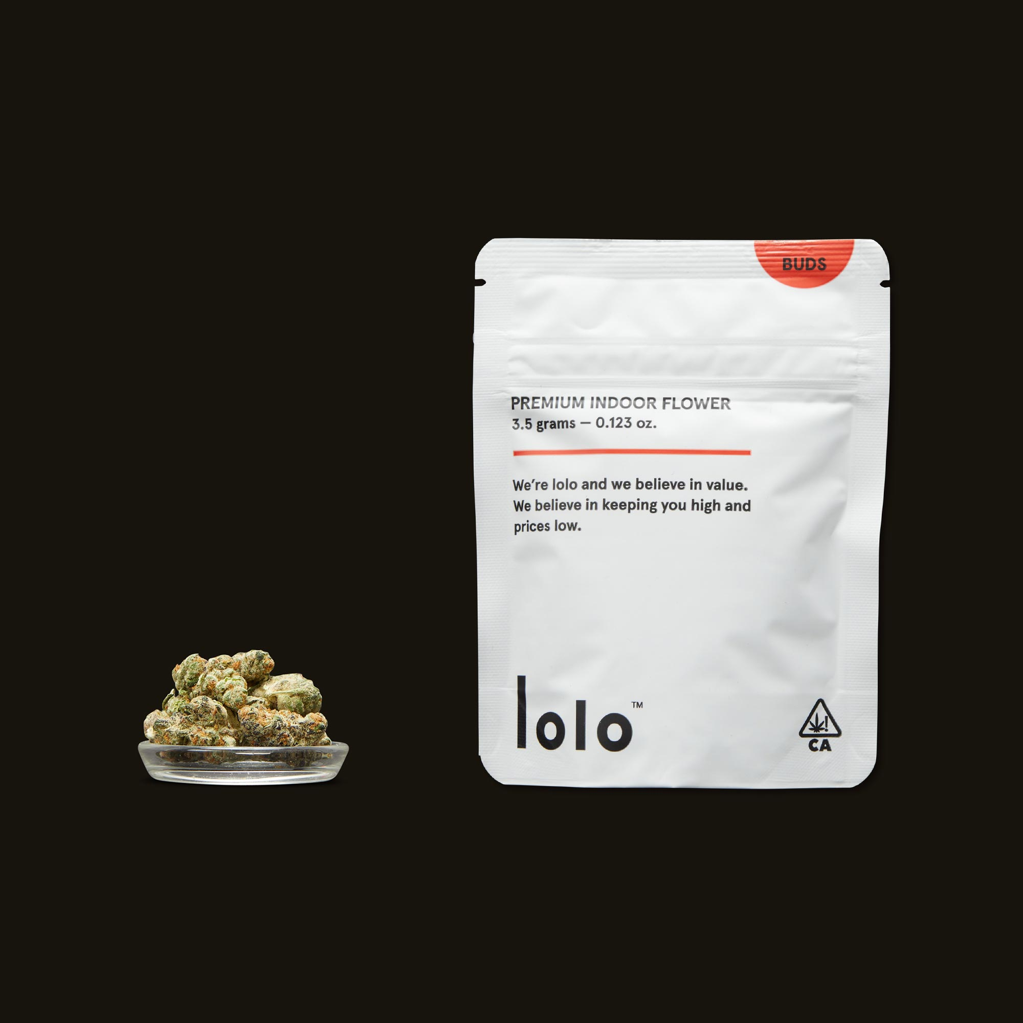 LoLo Do-Si-Lo Flower with Packaging