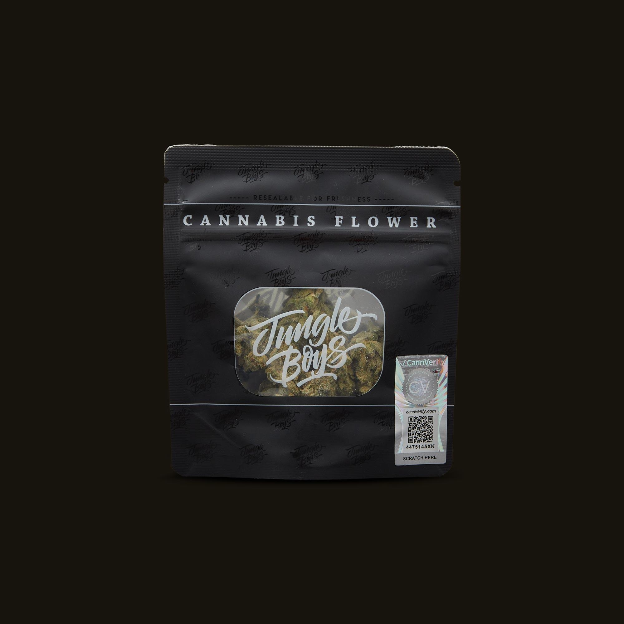 Jungle Boys Kush Sorbet #22 Front Packaging