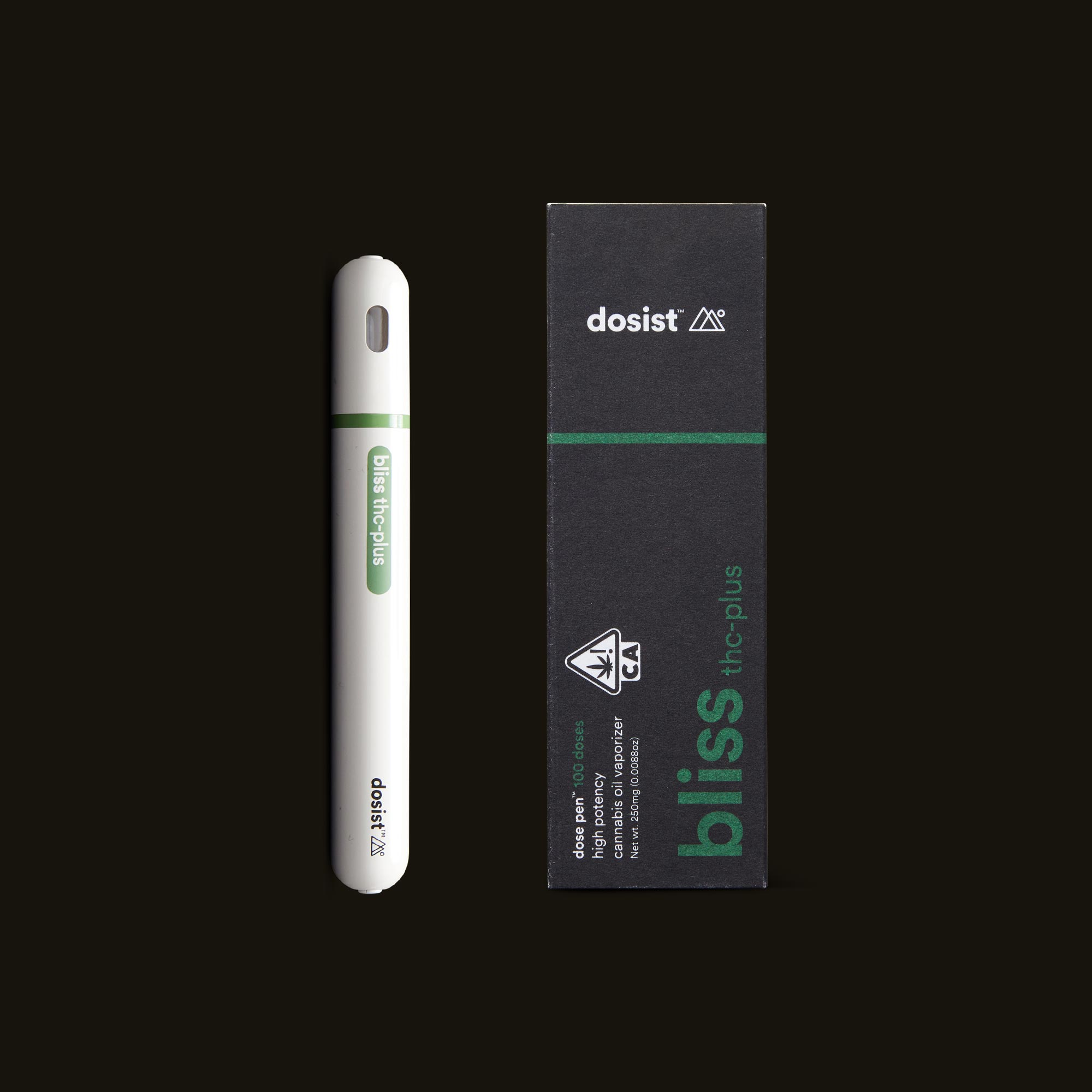 dosist bliss thc-plus dose pen