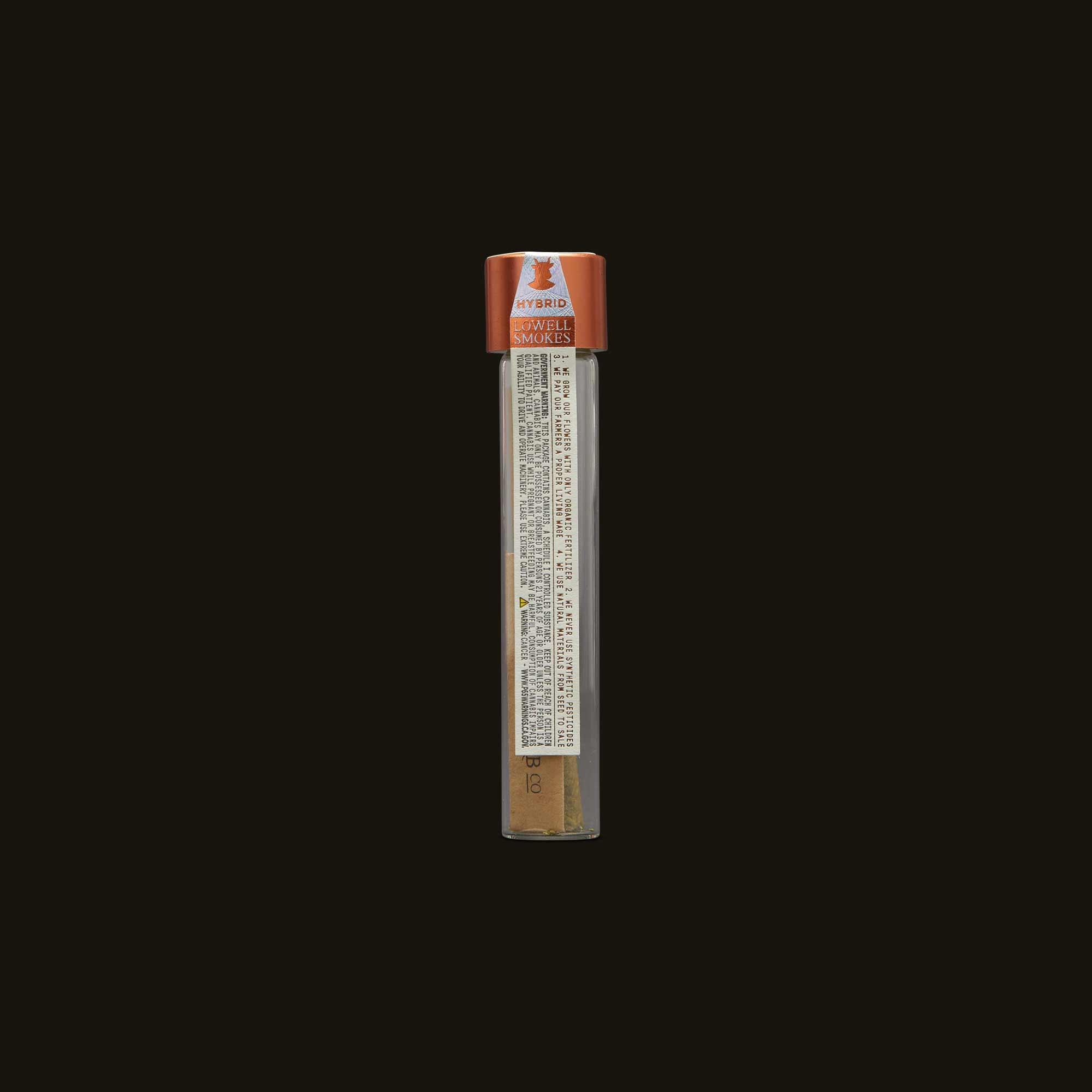 Lowell Herb Co. Pre-Rolls - Sour Diesel Pre-Roll