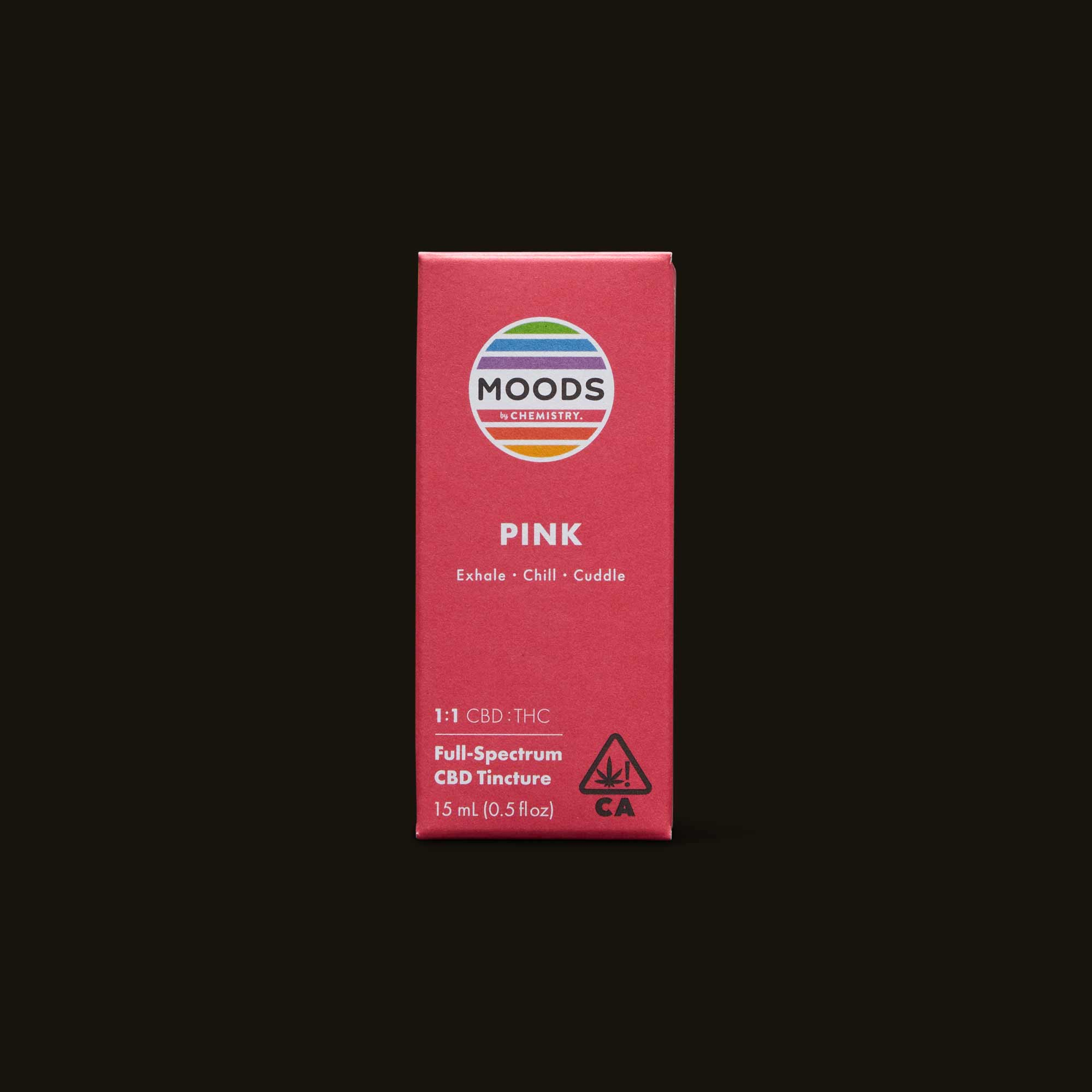 Chemistry Pink Moods Tincture