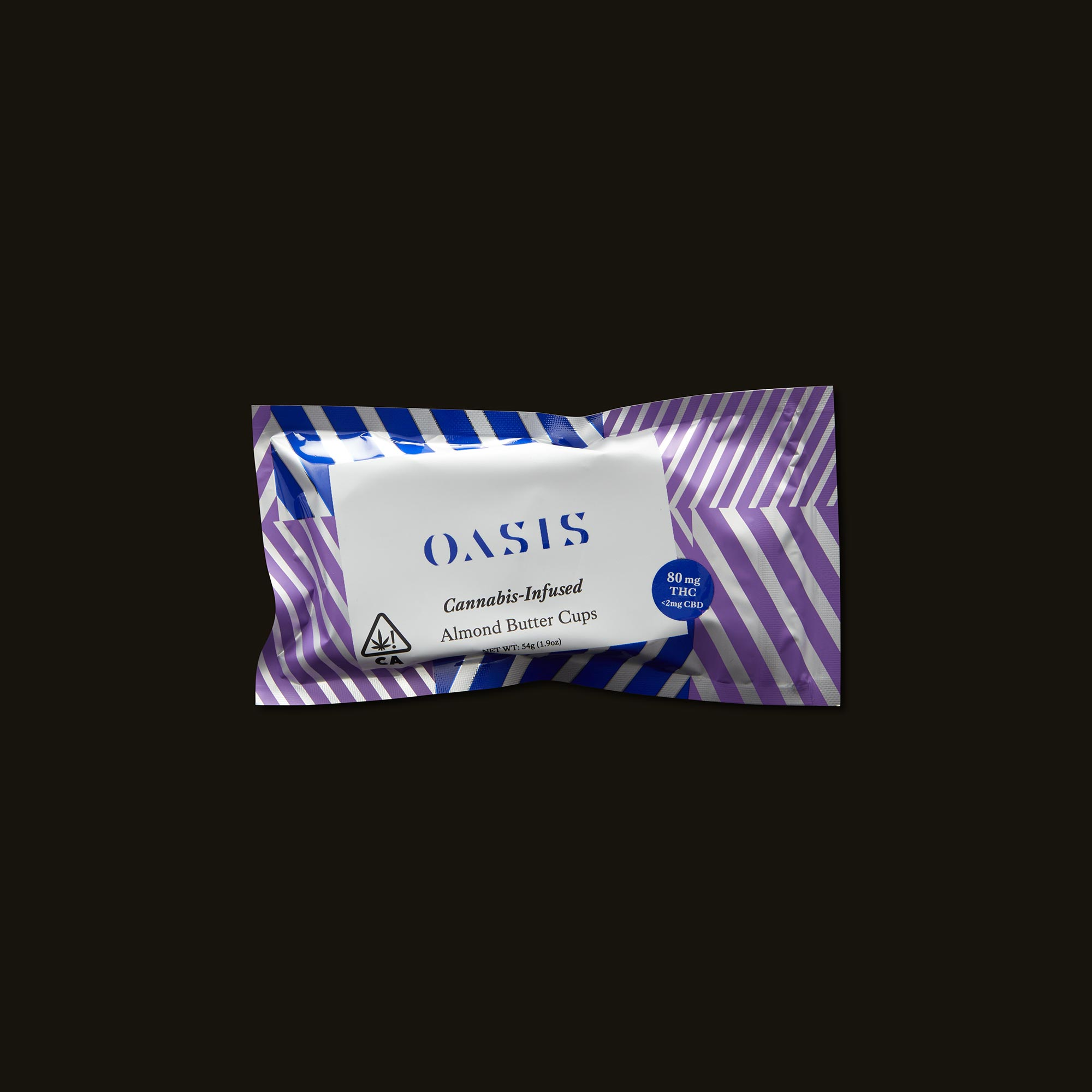 Oasis Almond Butter Cups