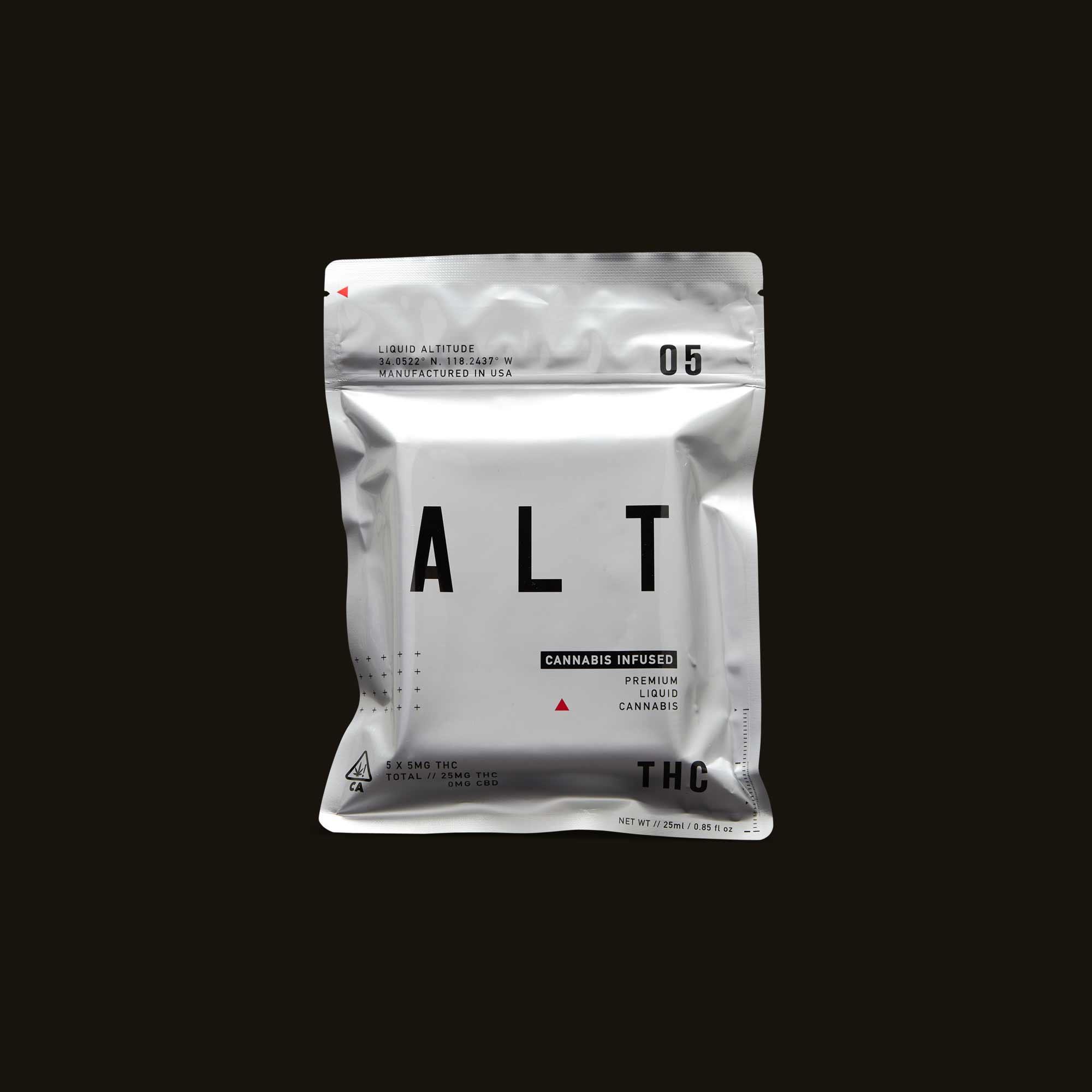 ALT Premium Liquid Cannabis