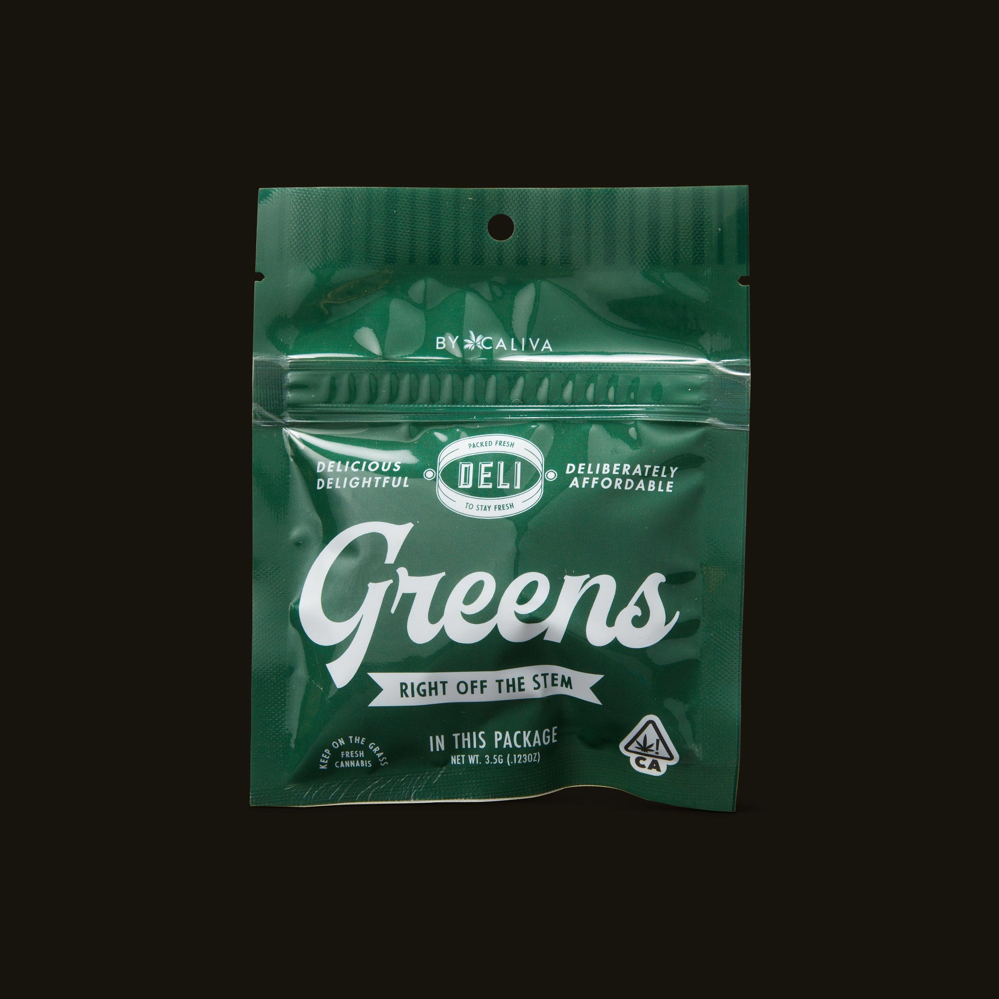 Deli Classic Jack Greens Front Packaging