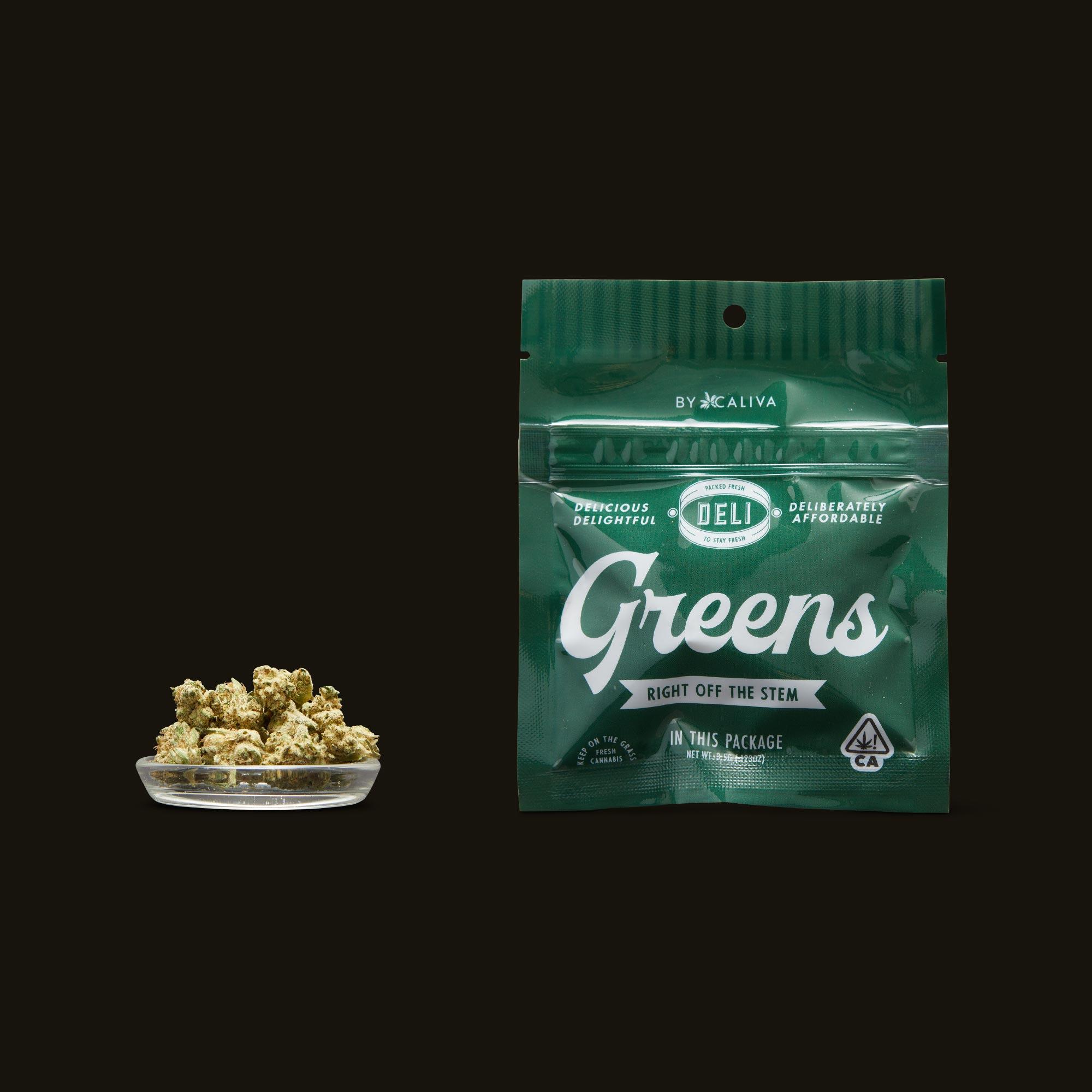 Deli Cannoli OG Greens