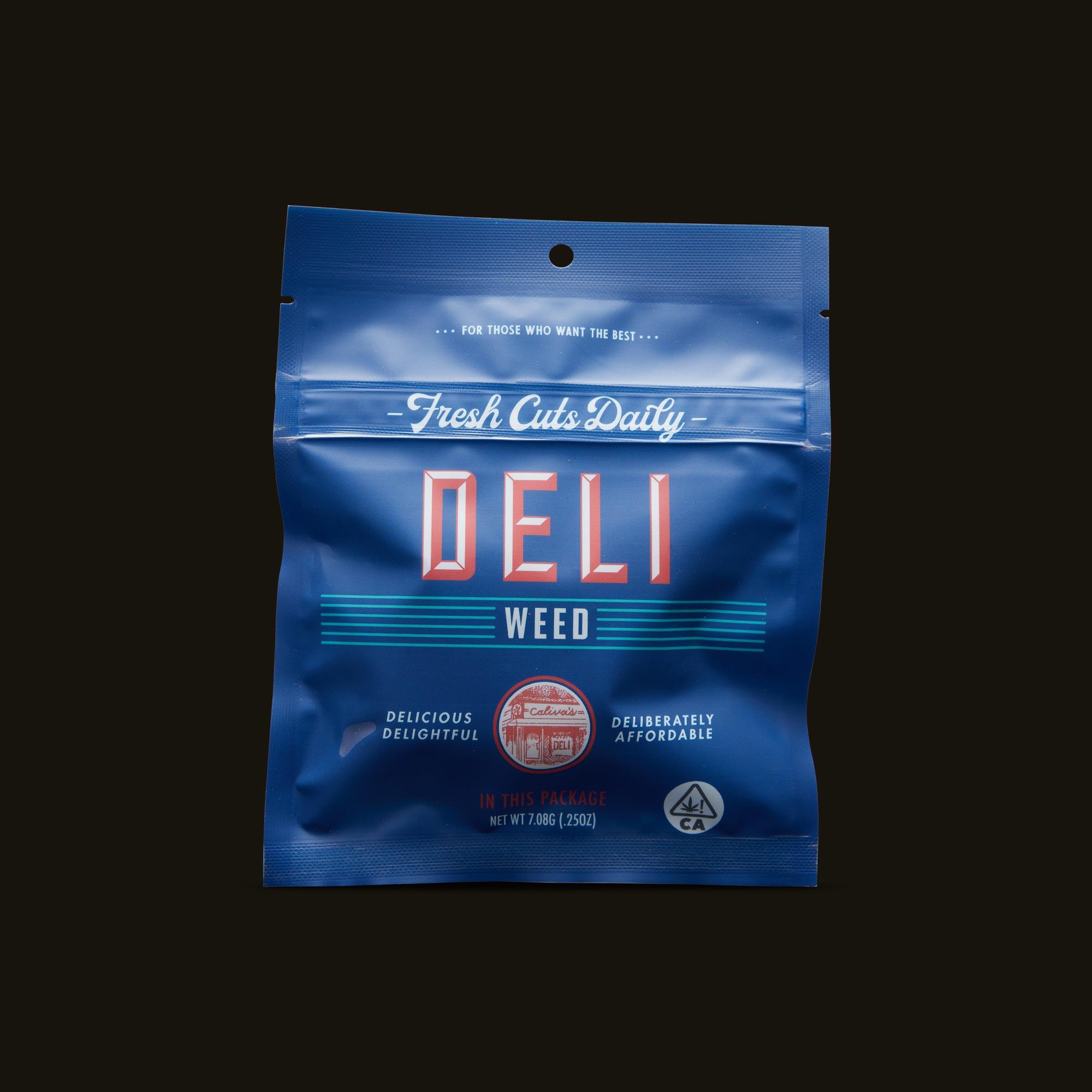 Deli Wedding Cake Front Packaging