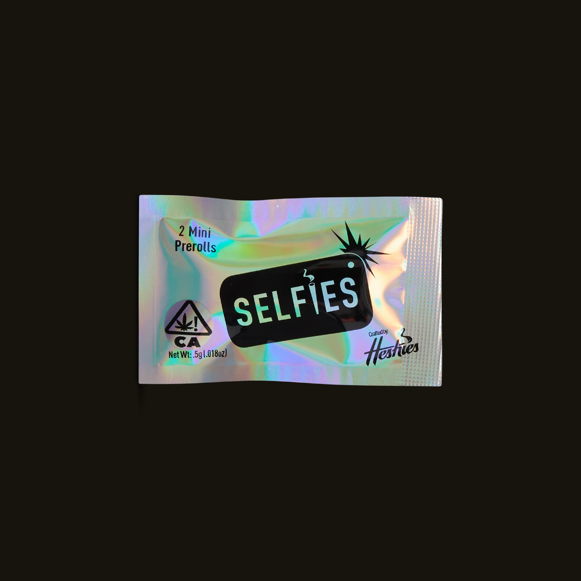 Heshies Superglue Selfies