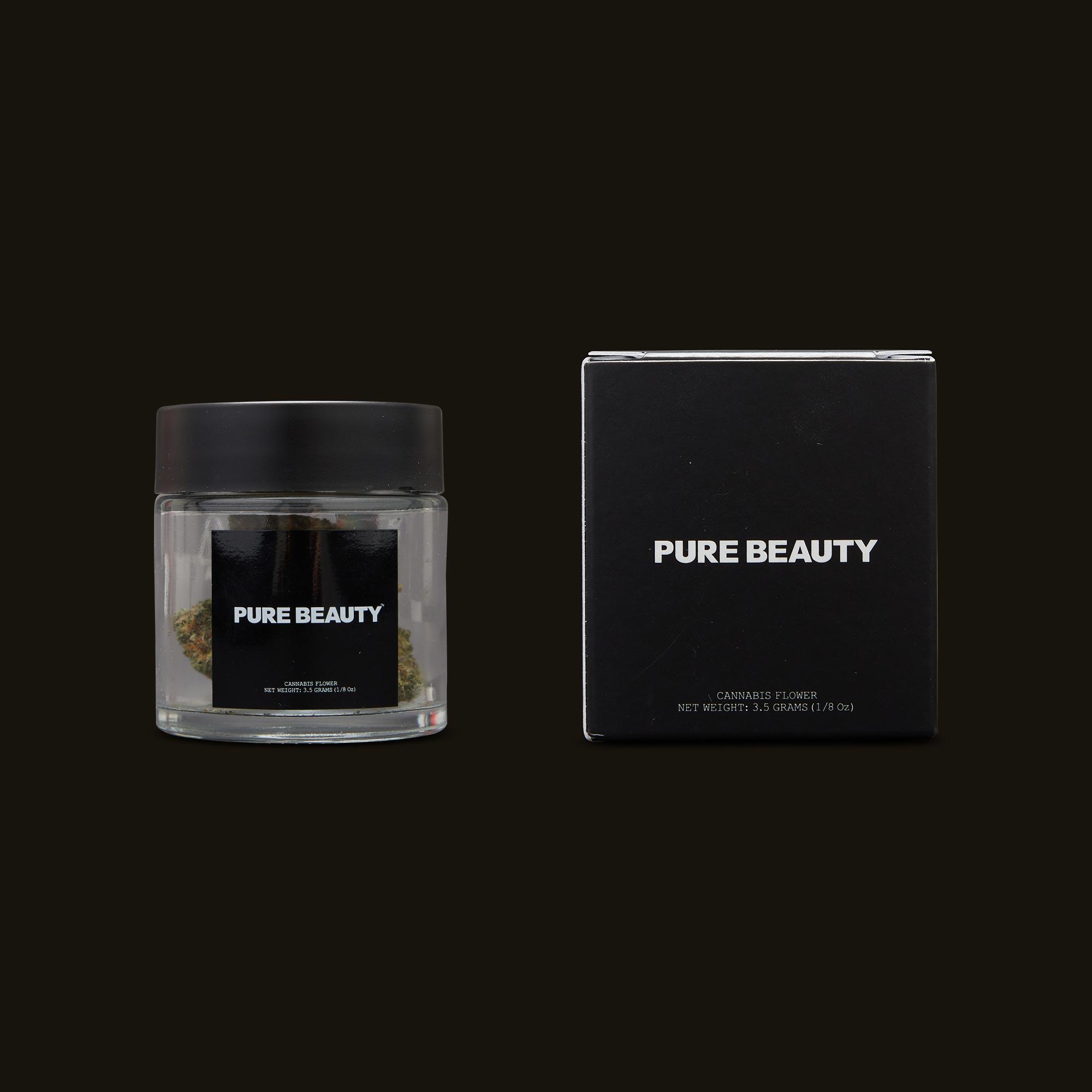 Pure Beauty Lobo Loco Jar and Box