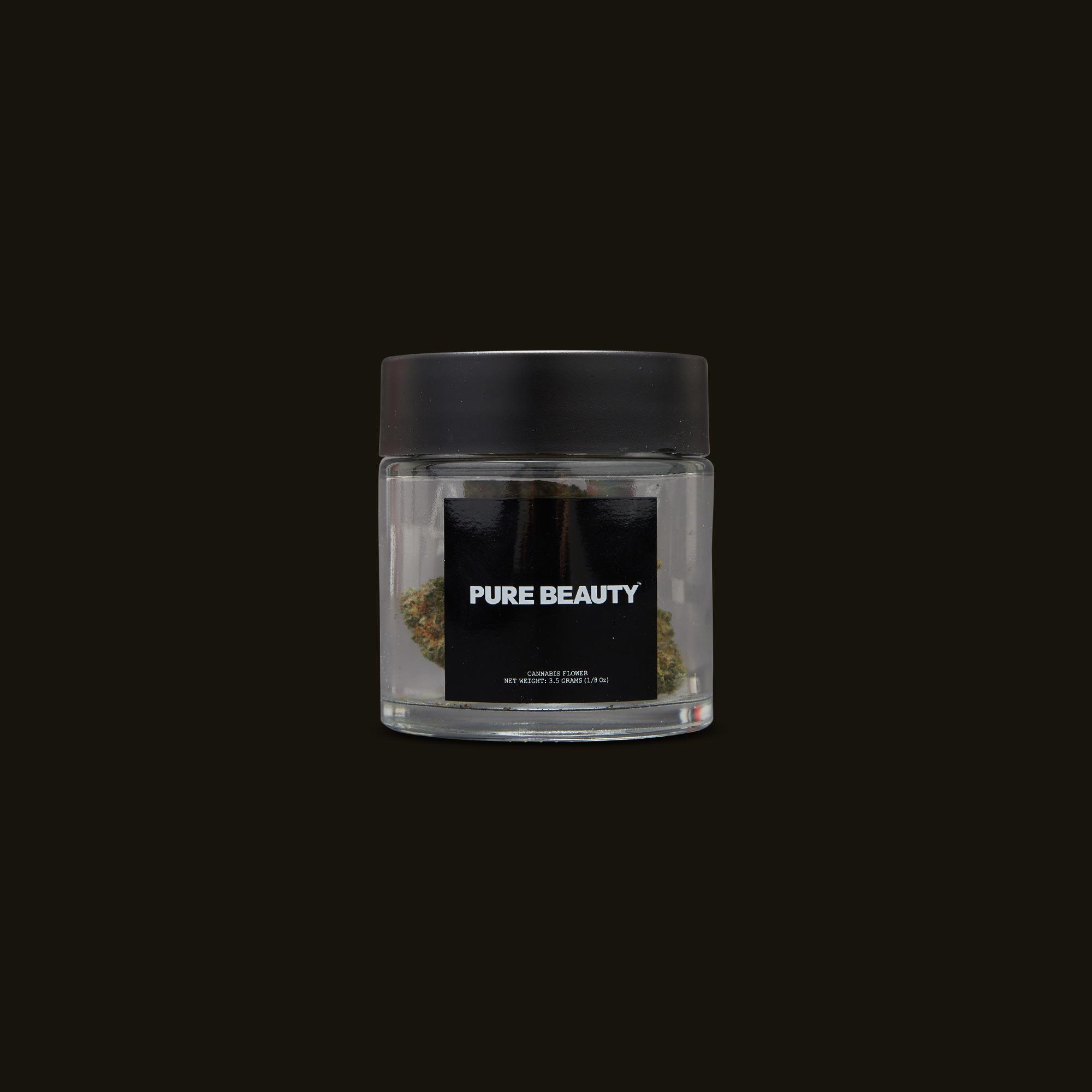 Pure Beauty Lobo Loco Jar