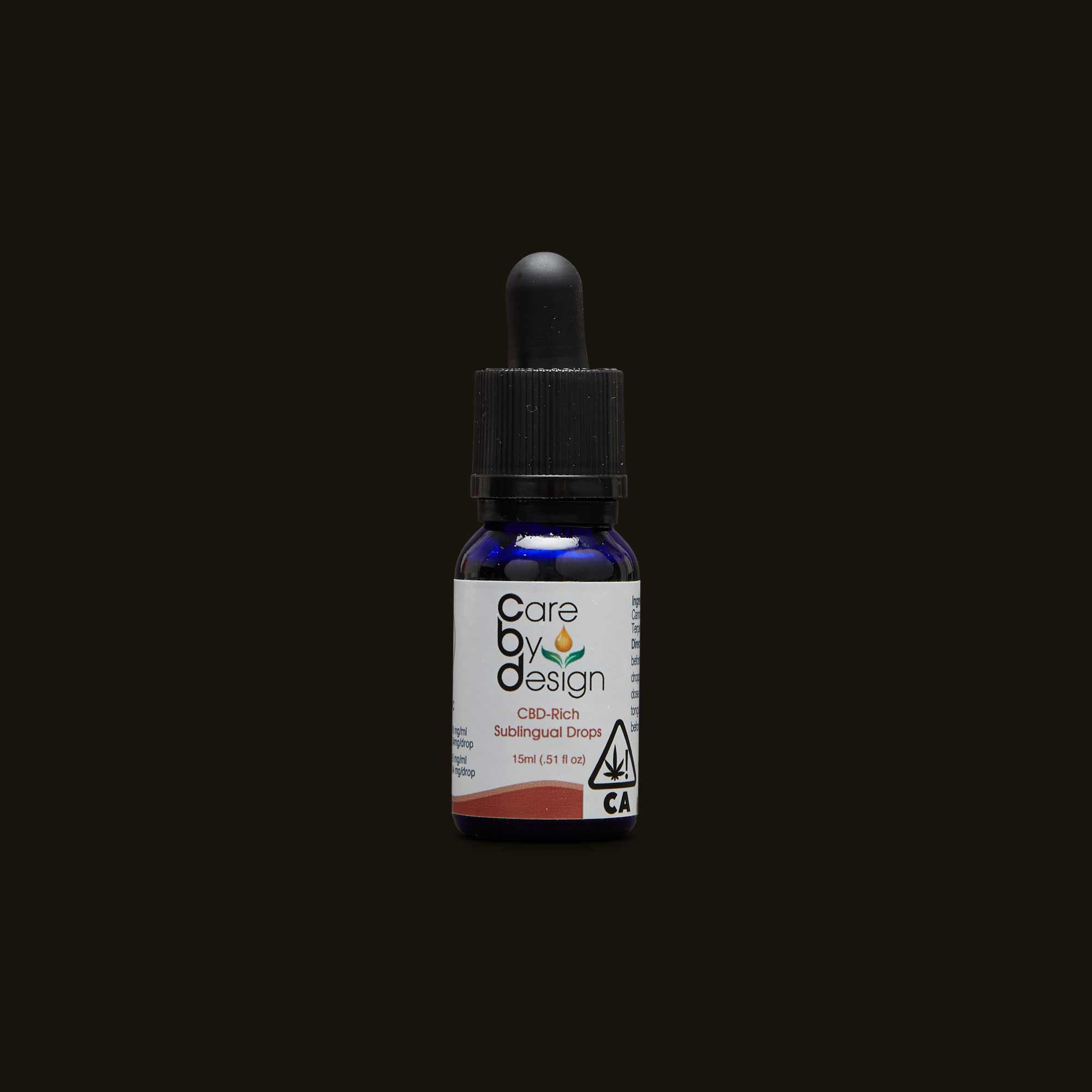 Care By Design 1:1 Sublingual Drops