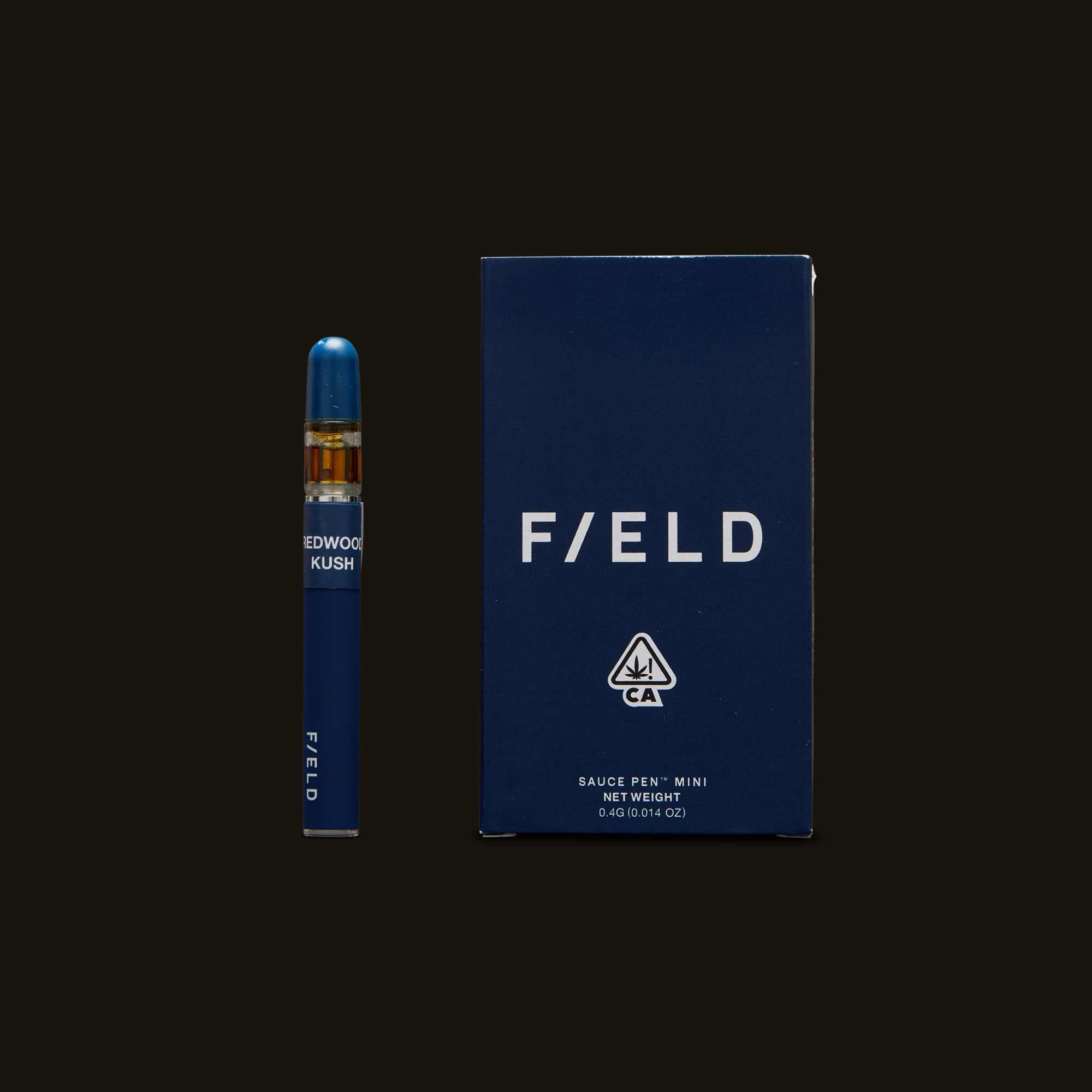 Field Extracts Redwood Kush Sauce Pen Mini