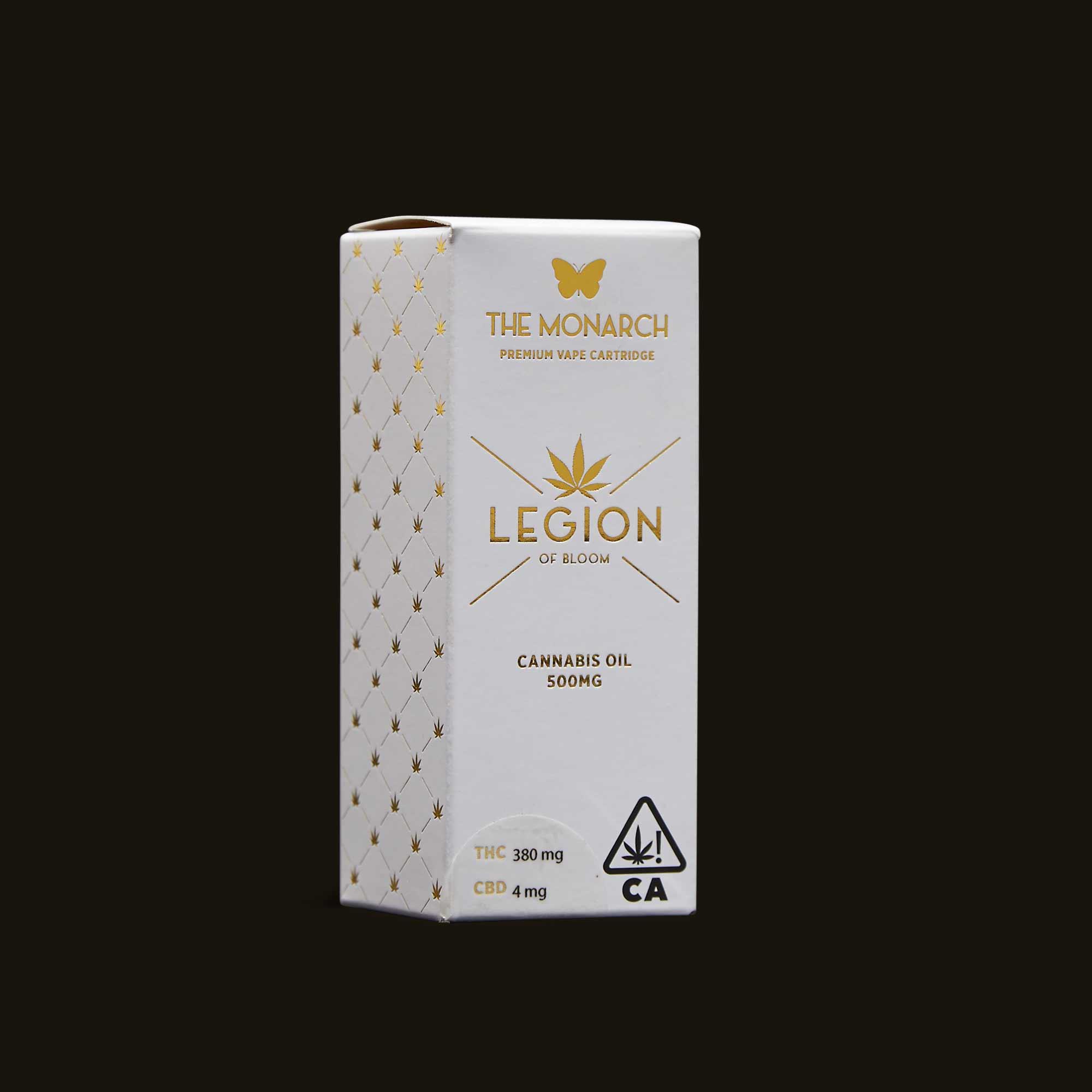 Legion of Bloom Kashmir Kush Monarch .5g