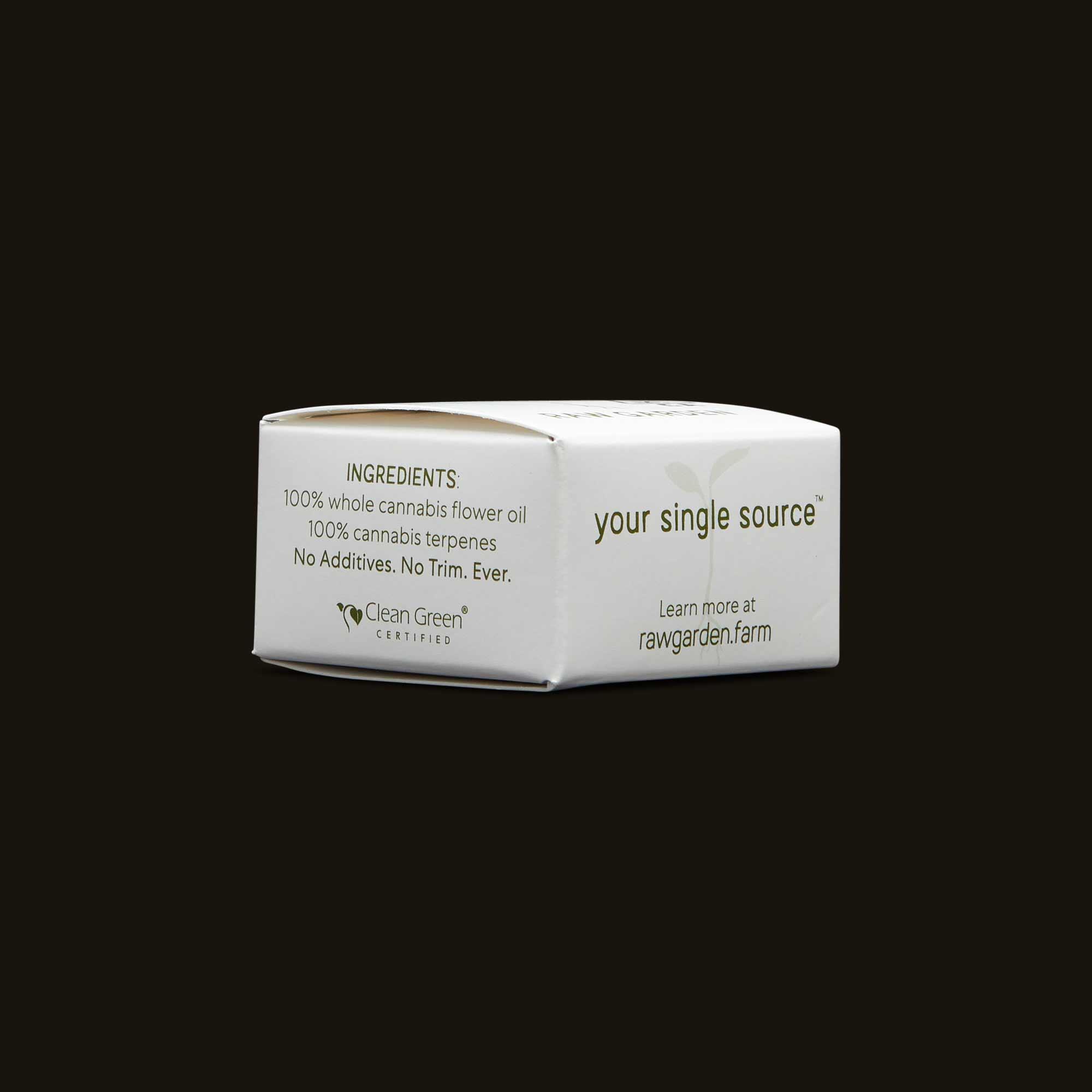 Orange Glue Live Resin Package