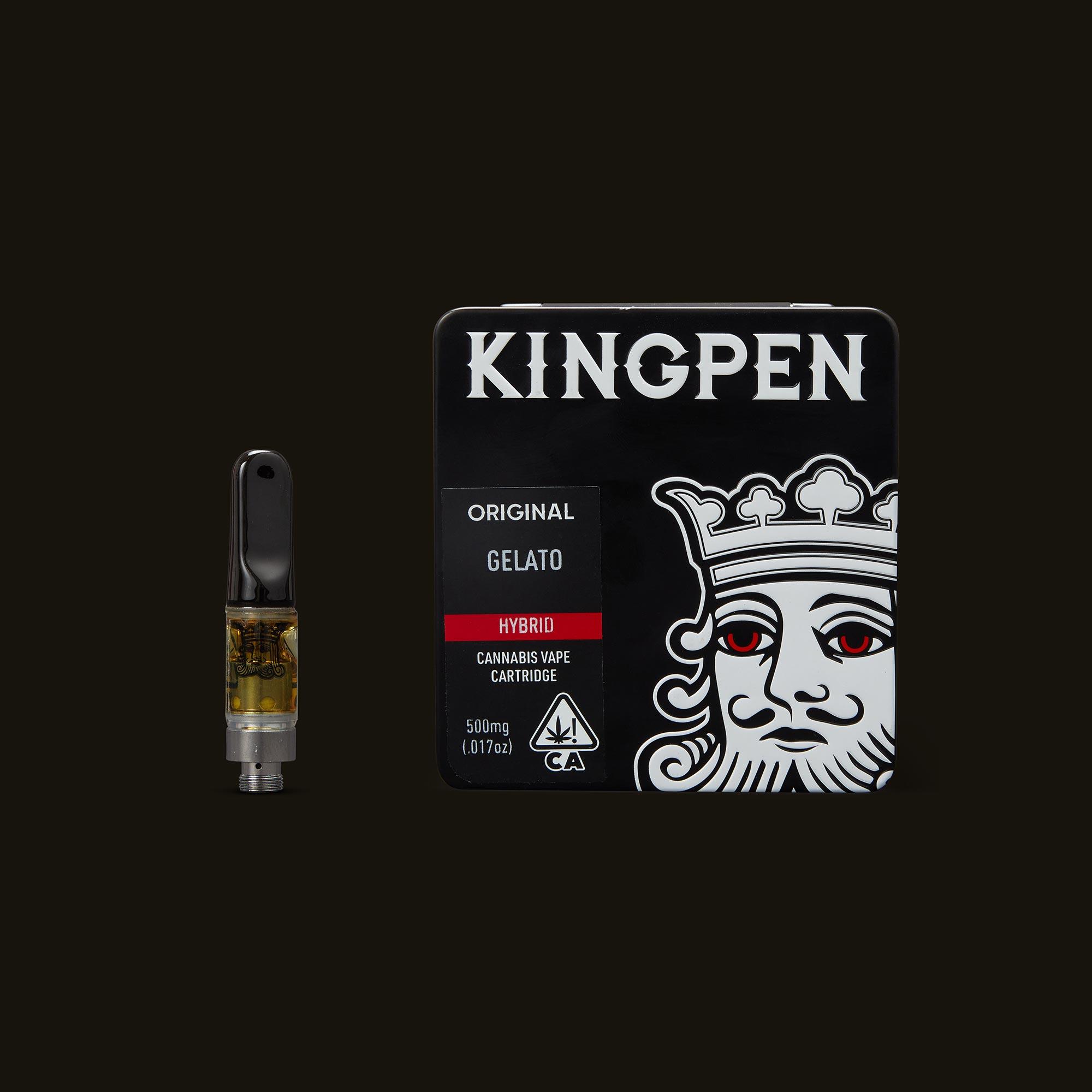 Kingpen Gelato Cartridge