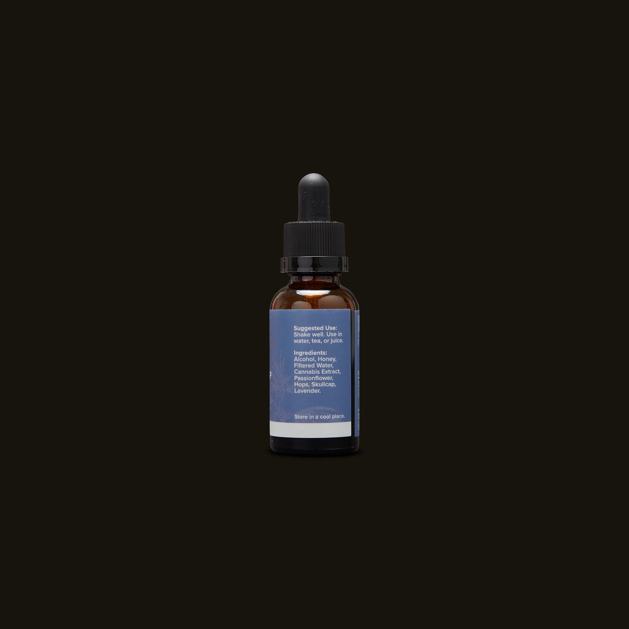 Humboldt Apothecary Deep Sleep Ingredients
