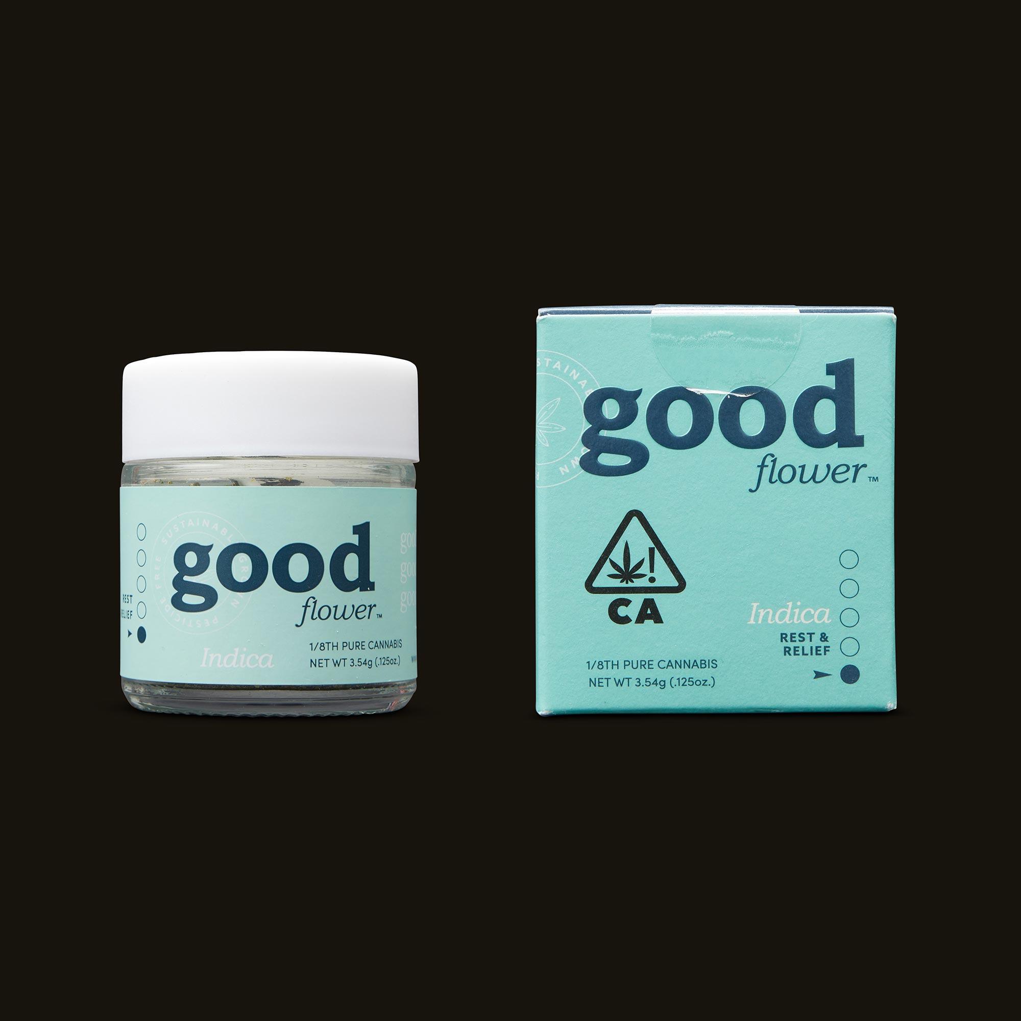 Good Brands Wedding Cake Jar and Packaging