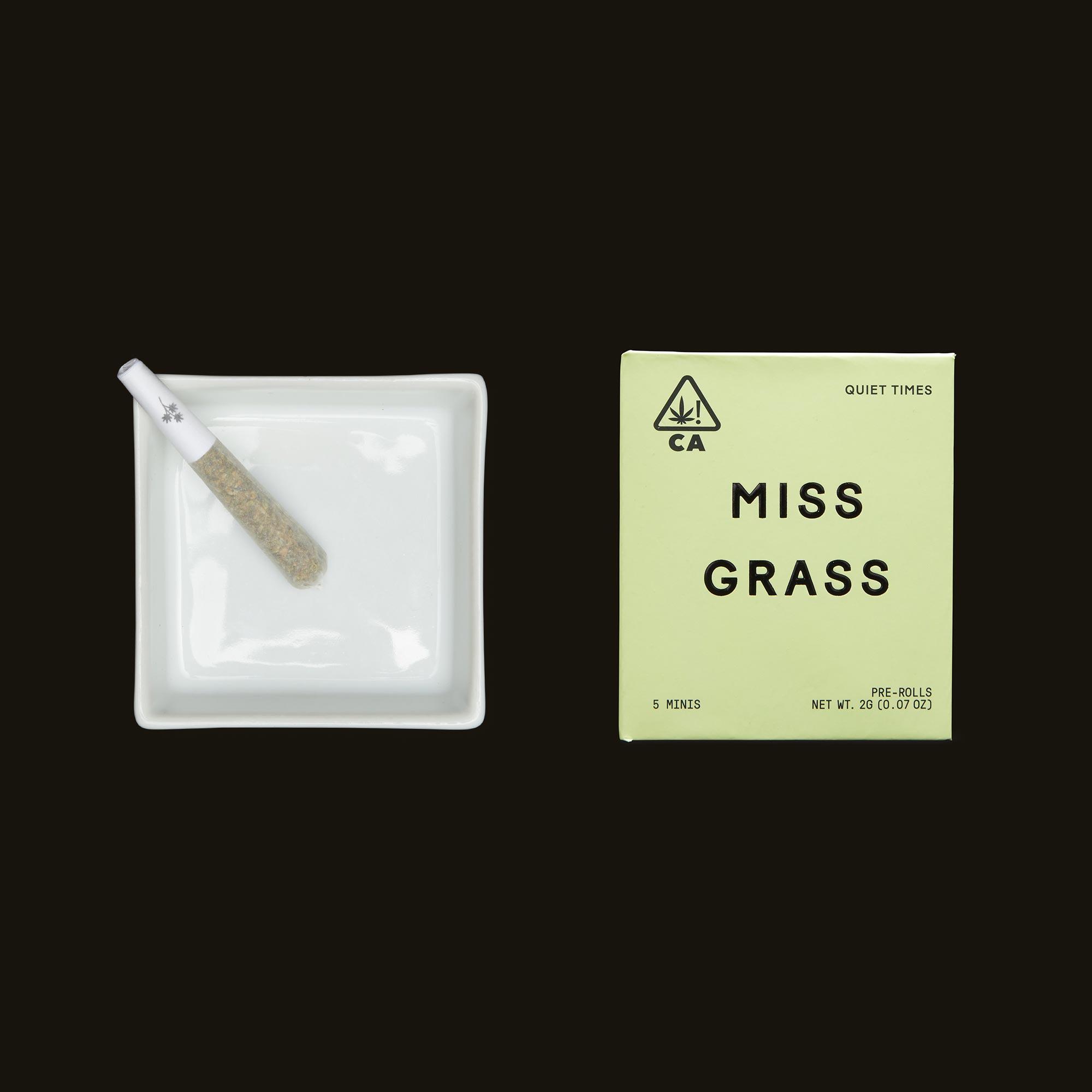 Miss Grass Quiet Times Minis