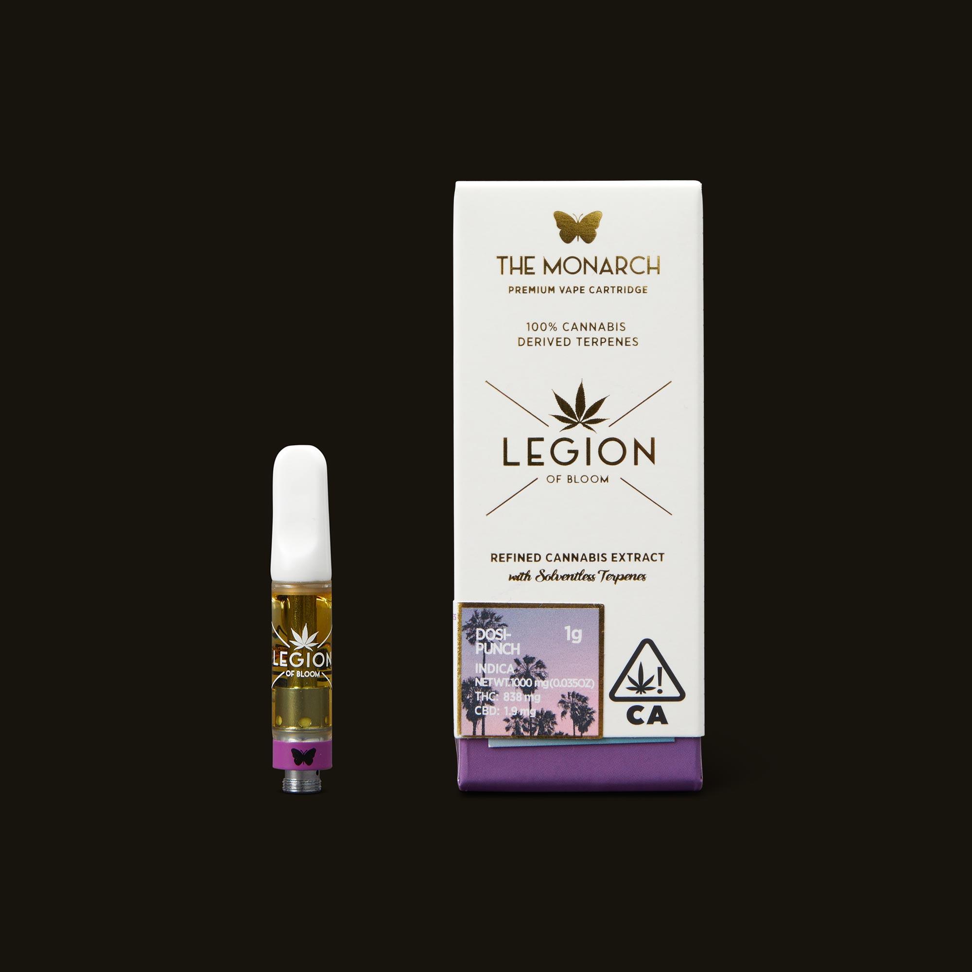 Legion of Bloom Dosi Punch Monarch