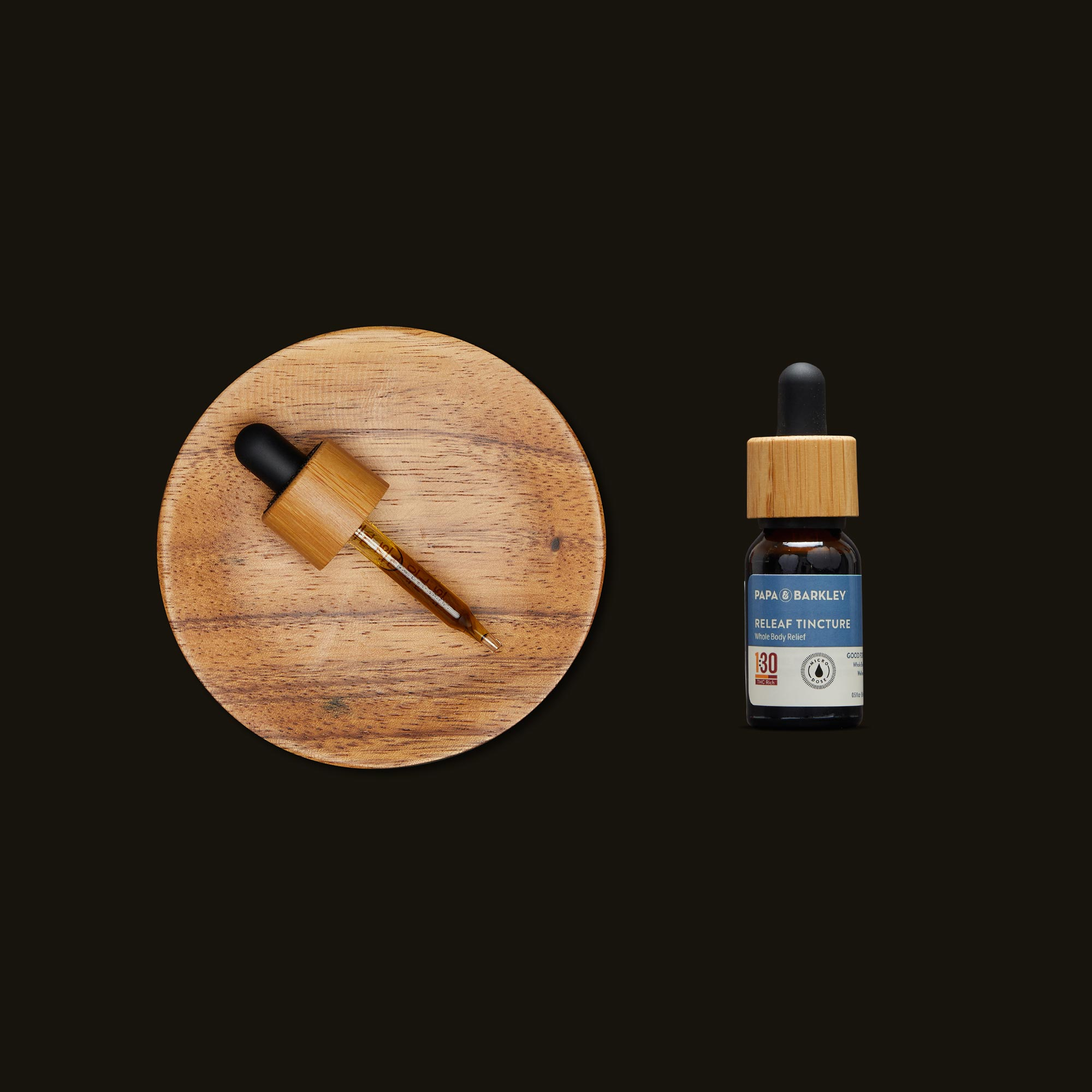 Papa and Barclay 1:30 Releaf Tincture Drops