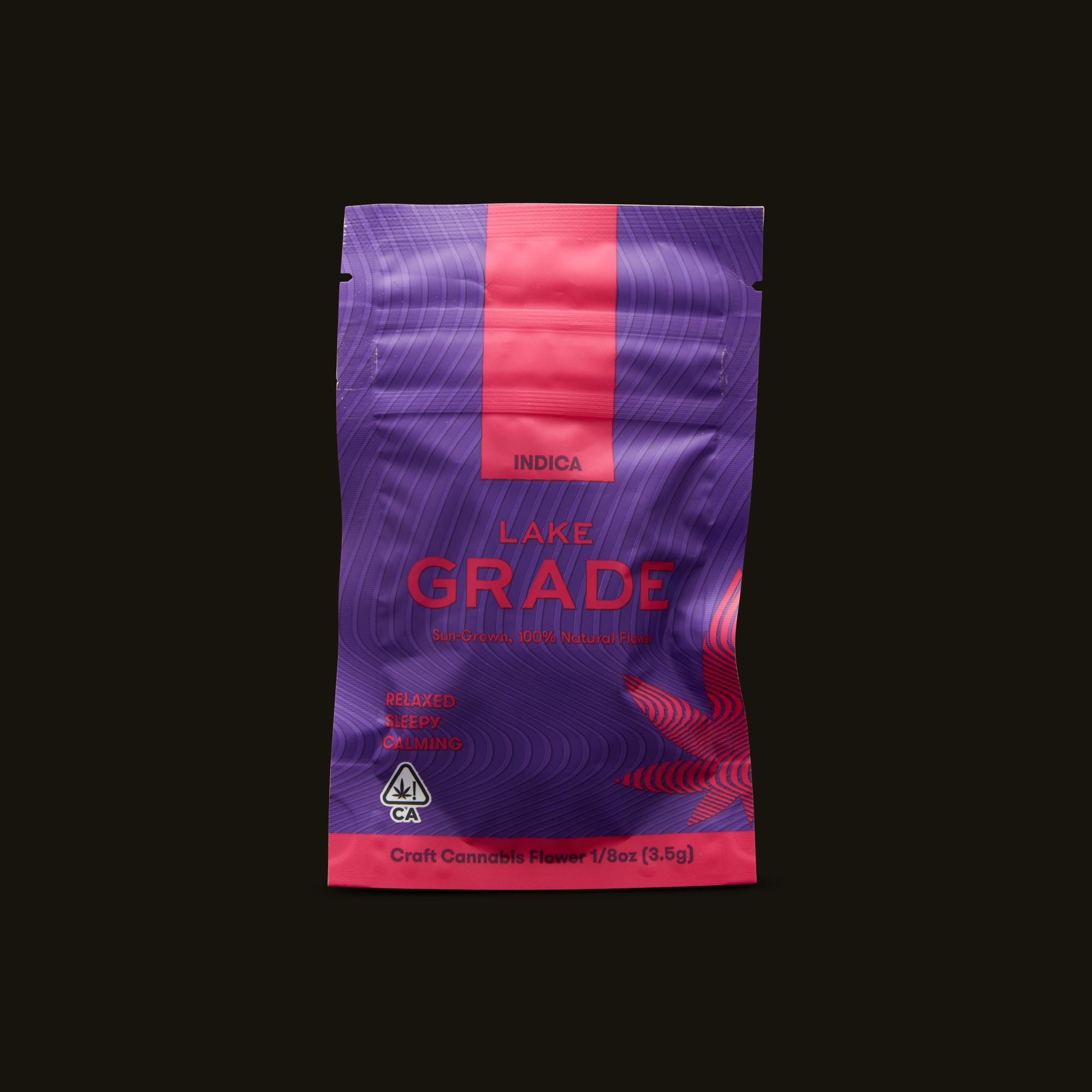Lakegrade Bogota Berry Front Packaging