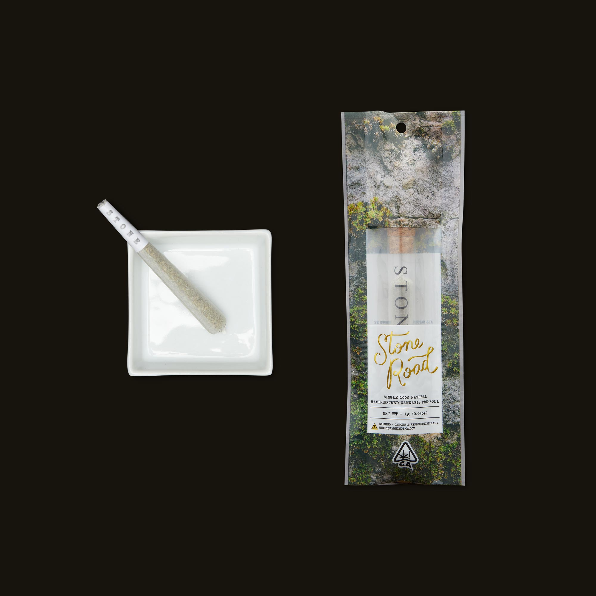 Stone Road Northern Lights Infused Pre-Roll