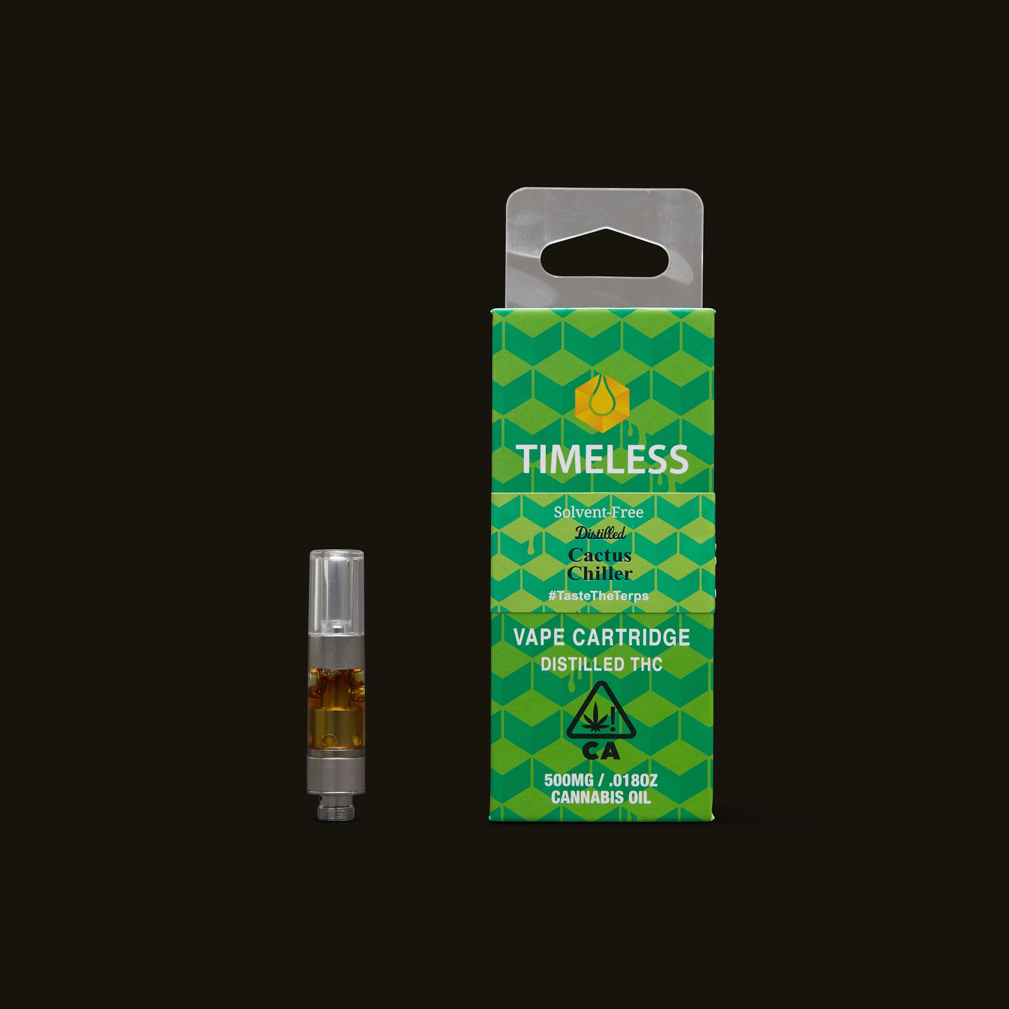 Timeless Vapes Cactus Chiller Cartridge