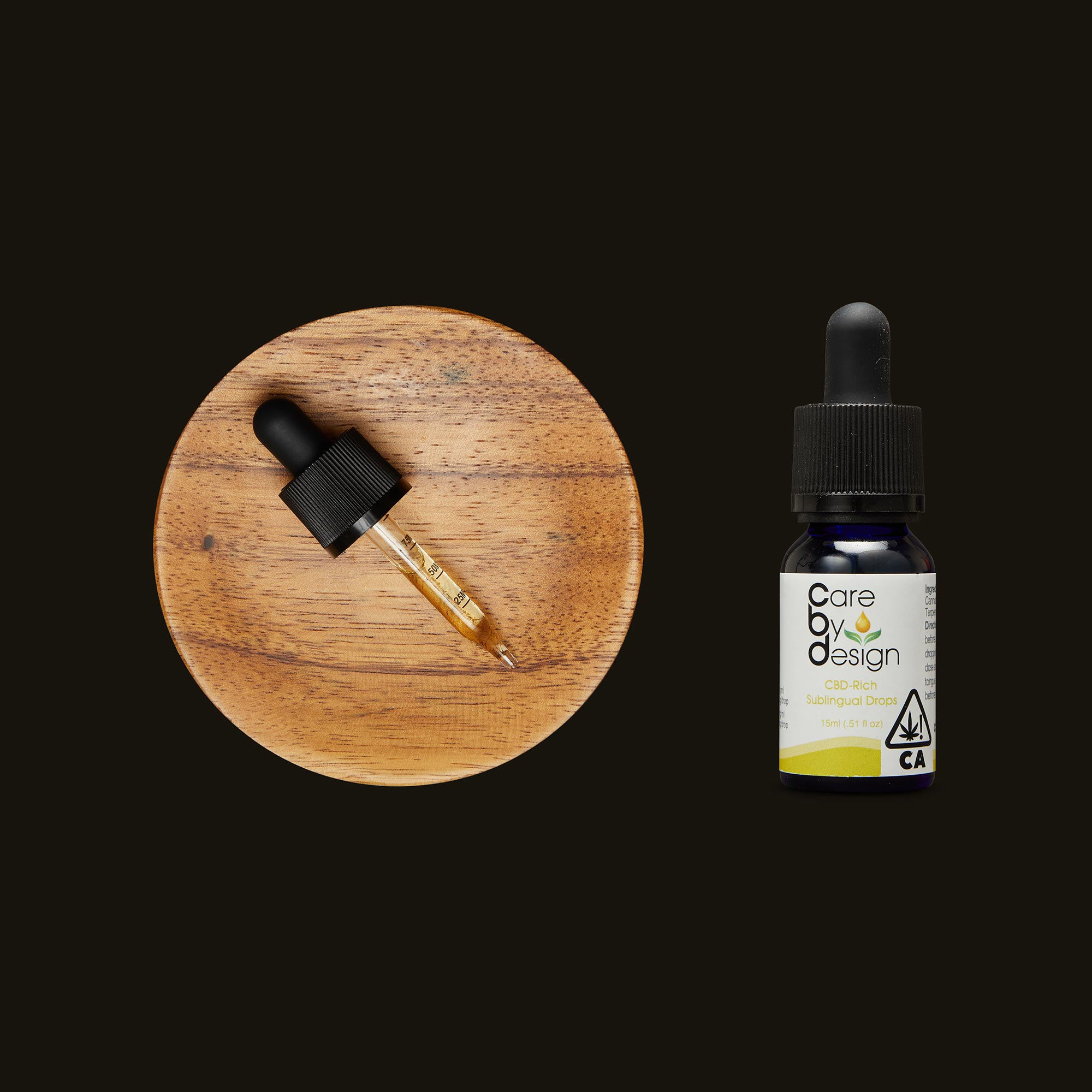 Care By Design 4:1 Sublingual Drops