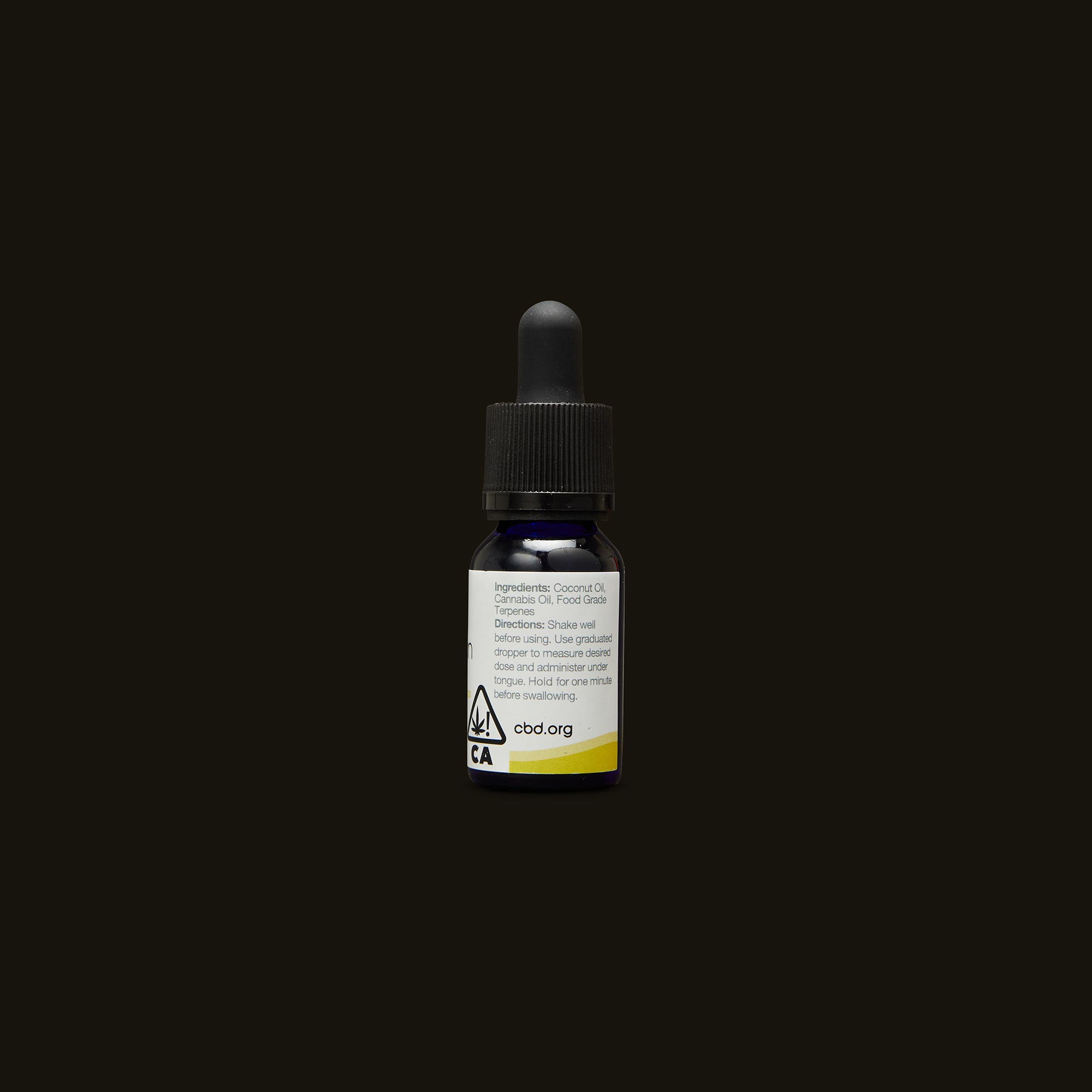 Care By Design 4:1 Sublingual Drops Ingredients