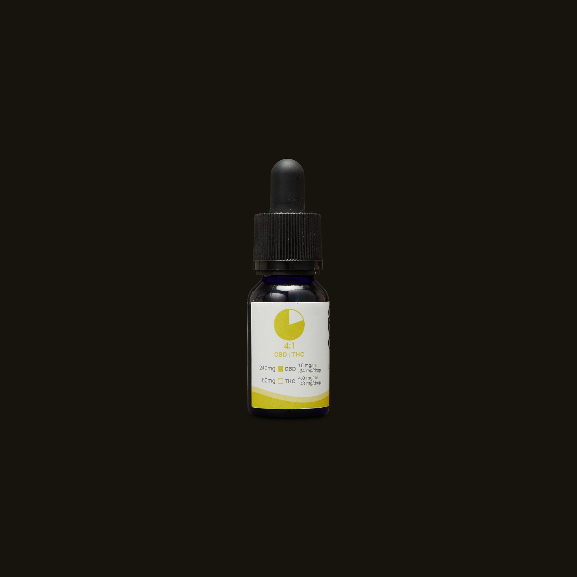 Care By Design 4:1 Sublingual Drops Back Tincture